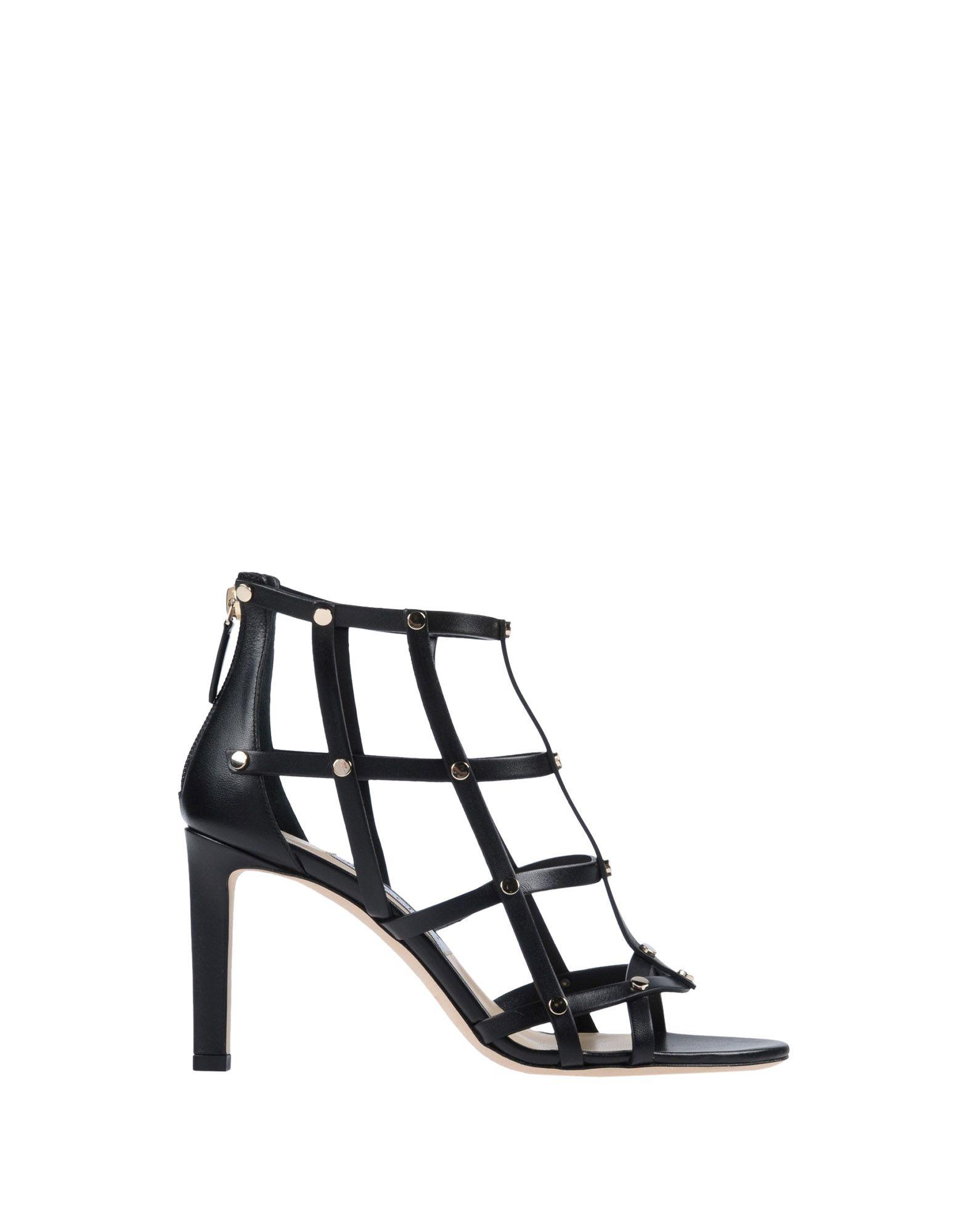 Jimmy Choo gut Sandalen Damen  11502445PWGünstige gut Choo aussehende Schuhe d21bdb