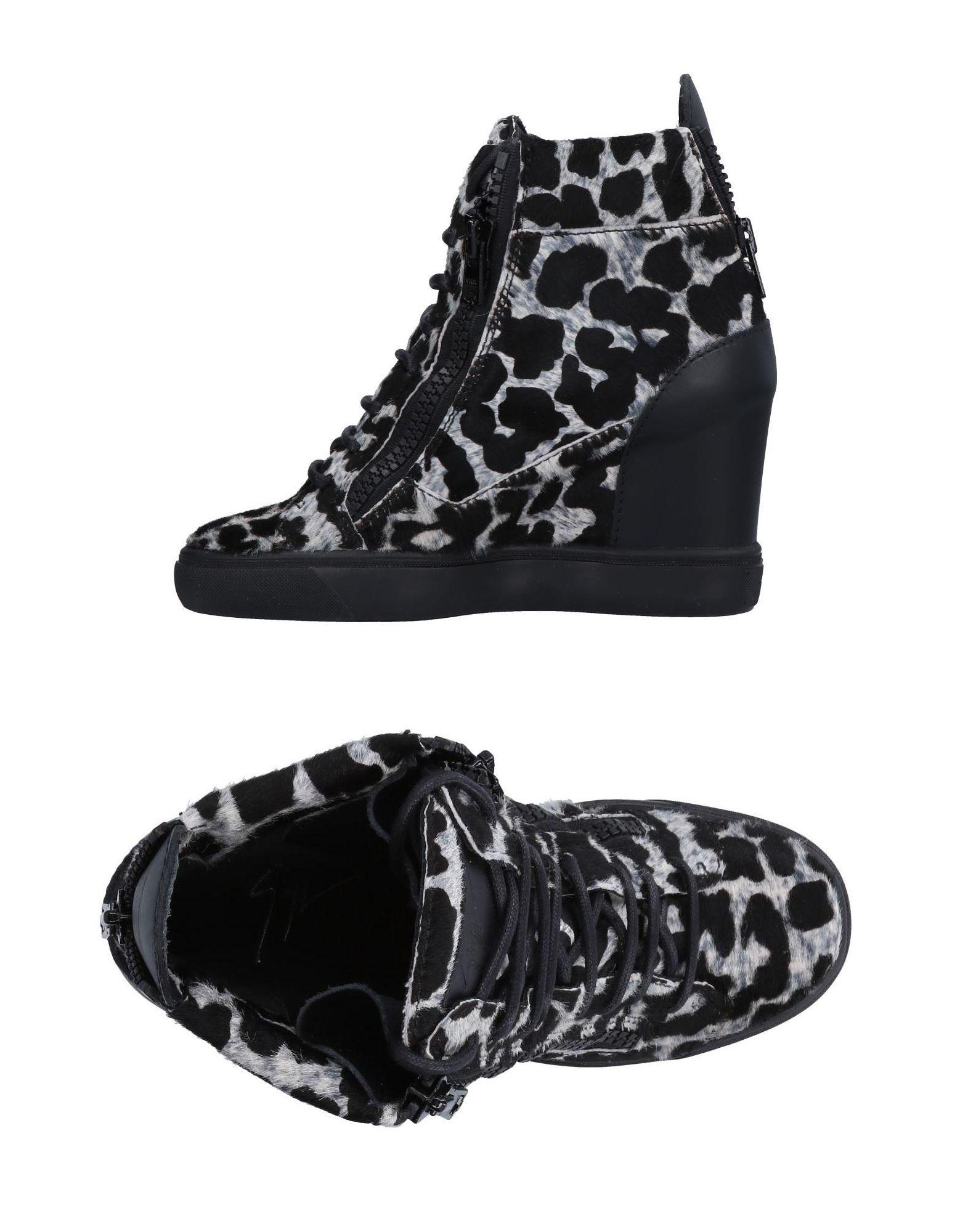 Scarpe economiche Zanotti e resistenti Sneakers Giuseppe Zanotti economiche Donna bfd9c3