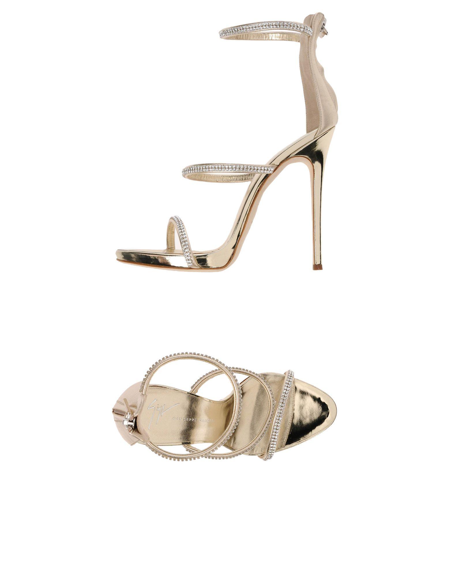 Giuseppe Zanotti gut Sandalen Damen  11502462GJGünstige gut Zanotti aussehende Schuhe 1197a1