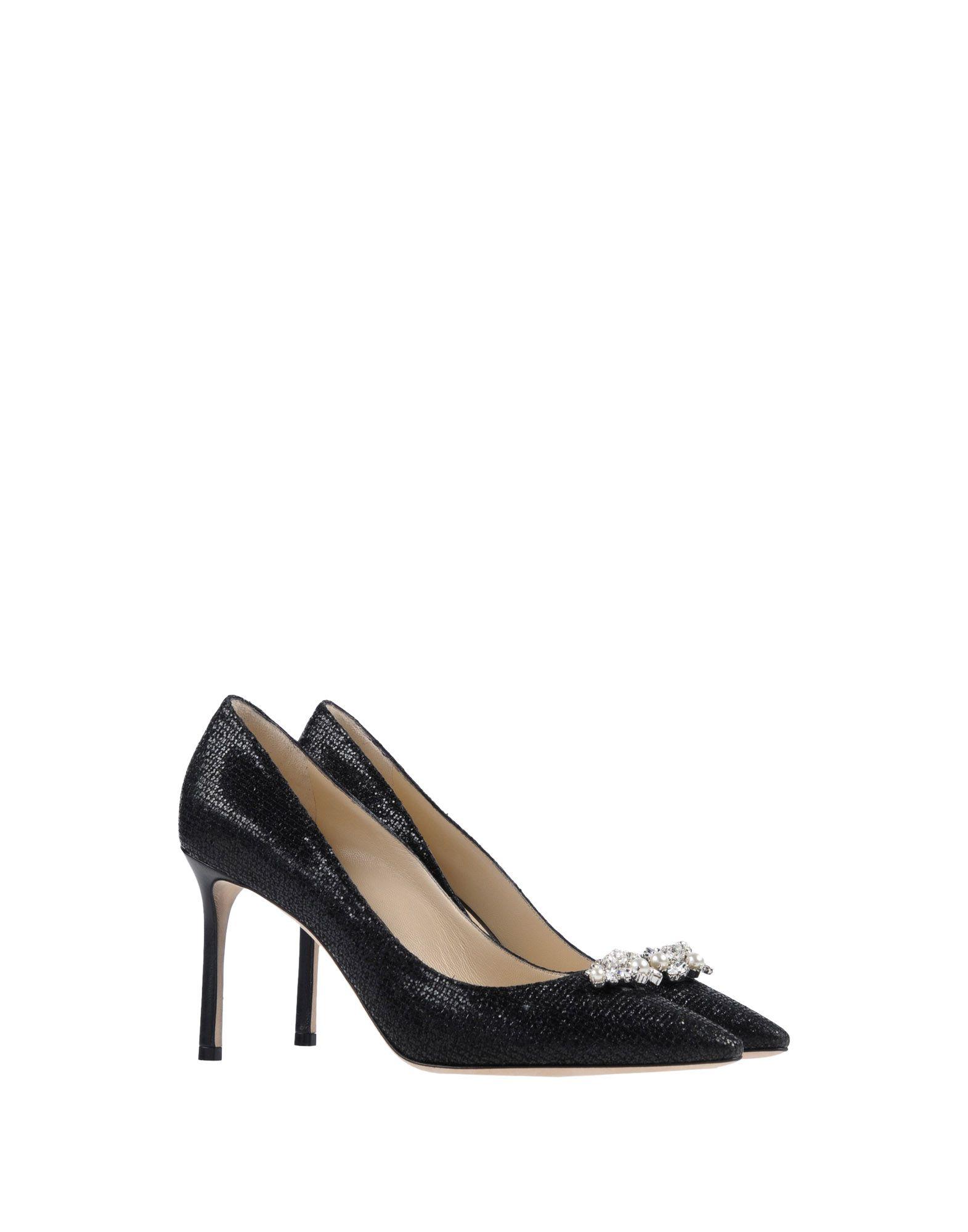 Jimmy Choo Pumps Damen aussehende  11502465UDGünstige gut aussehende Damen Schuhe 4f8f5e