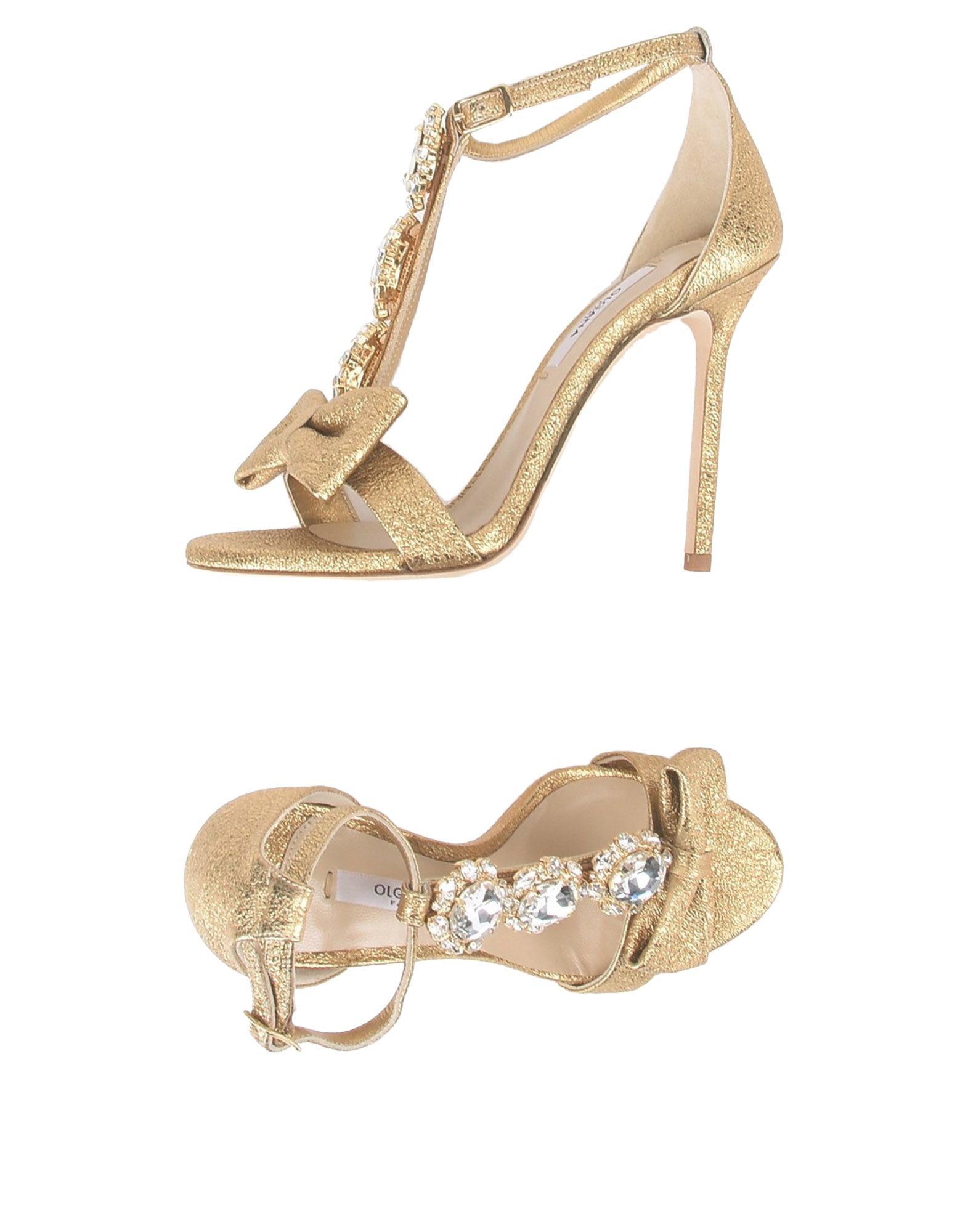 Olgana Paris Sandalen Damen  11502569ECGünstige gut aussehende Schuhe