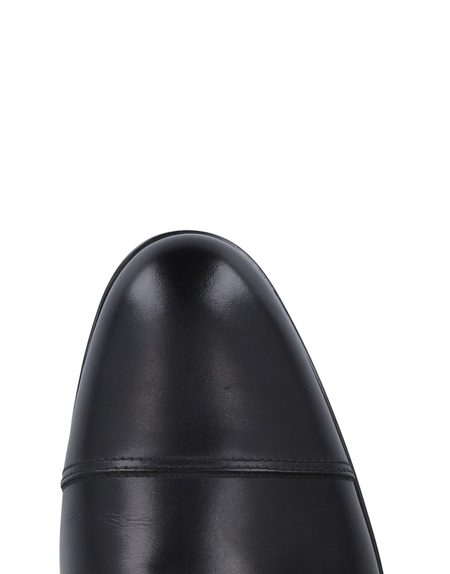 Rabatt echte Schuhe Doucal's Schnürschuhe Herren  11502582EN