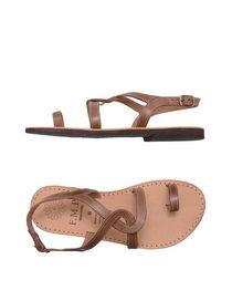 FOOTWEAR - Sandals F.m.p. Artigianato Salentino KBMCTAugI6