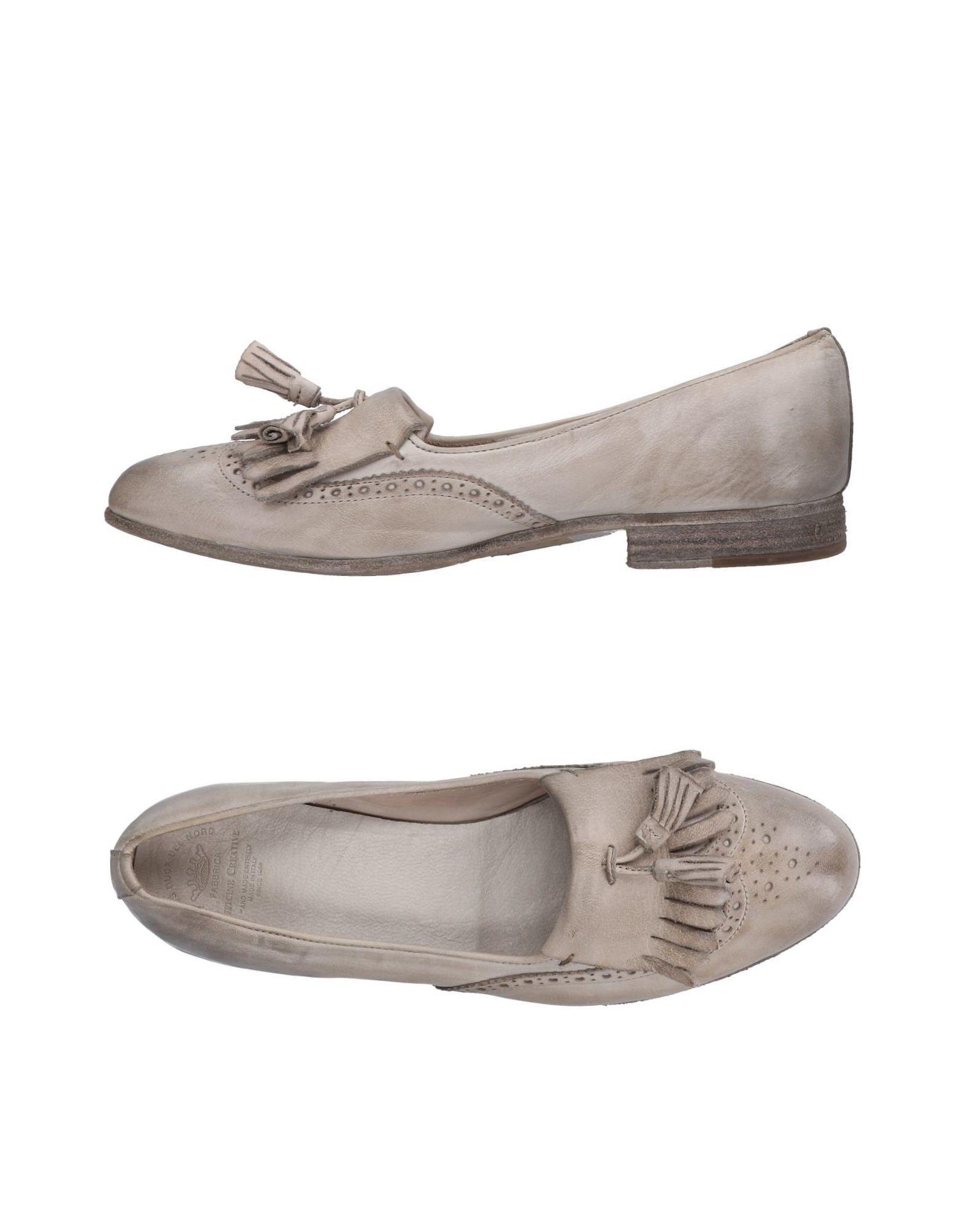 Rabatt Schuhe Officine Creative Italia Mokassins Damen  11502640PL