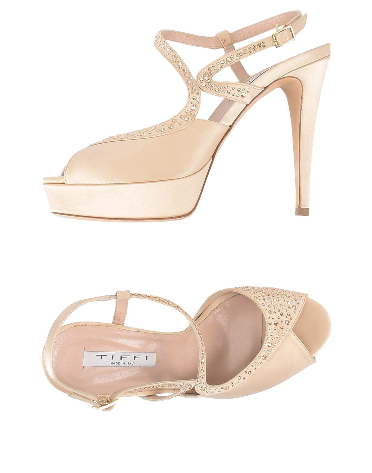 Tiffi Sandalen Damen 11502659VG Gute Qualität beliebte Schuhe