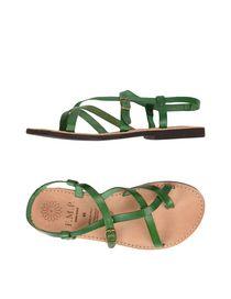 FOOTWEAR - Sandals F.m.p. Artigianato Salentino bw1yPEiyqX