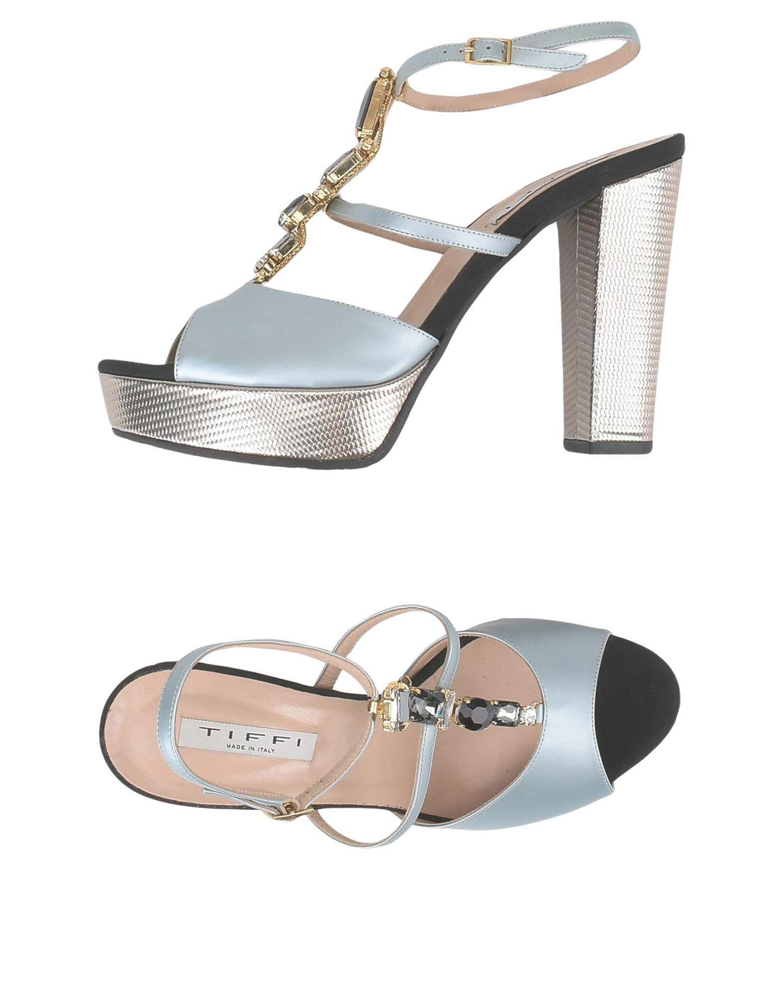 Tiffi Sandalen Damen  11502700GN Gute Qualität beliebte Schuhe
