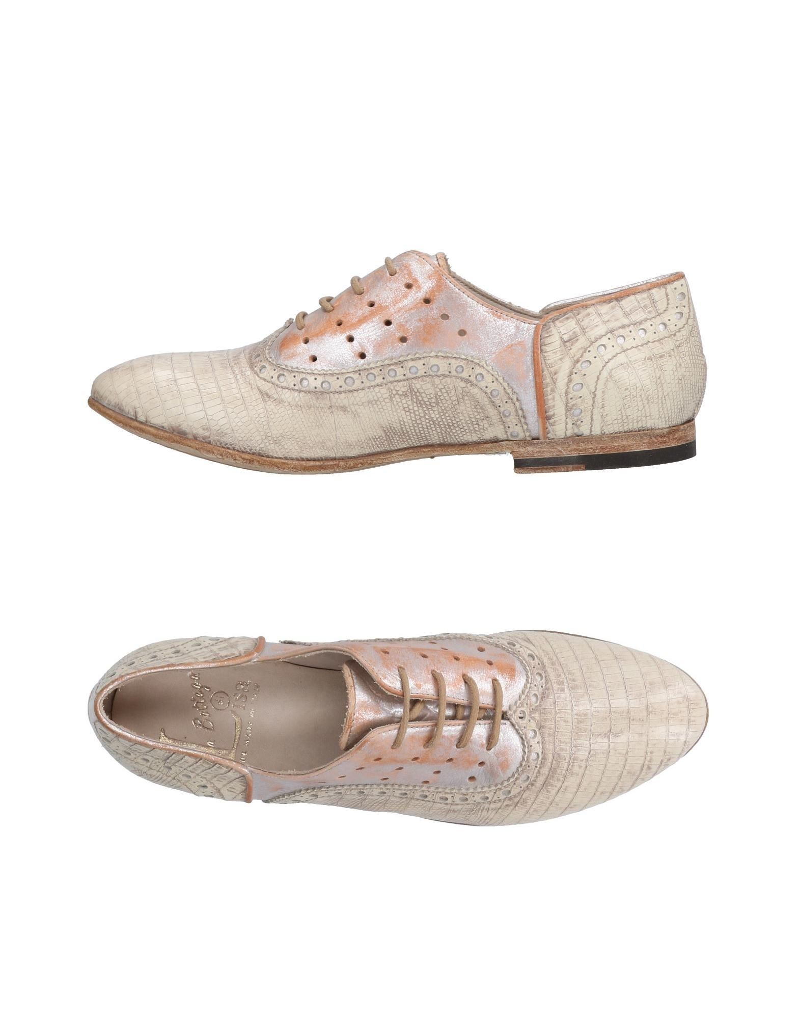 Stilvolle billige Schuhe La Bottega Di Lisa Schnürschuhe Damen  11502732FU