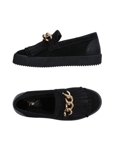 Los últimos zapatos de hombre y mujer Zapatillas Giuseppe Zanotti Mujer - Zapatillas Giuseppe Zanotti - 11502737DR Negro