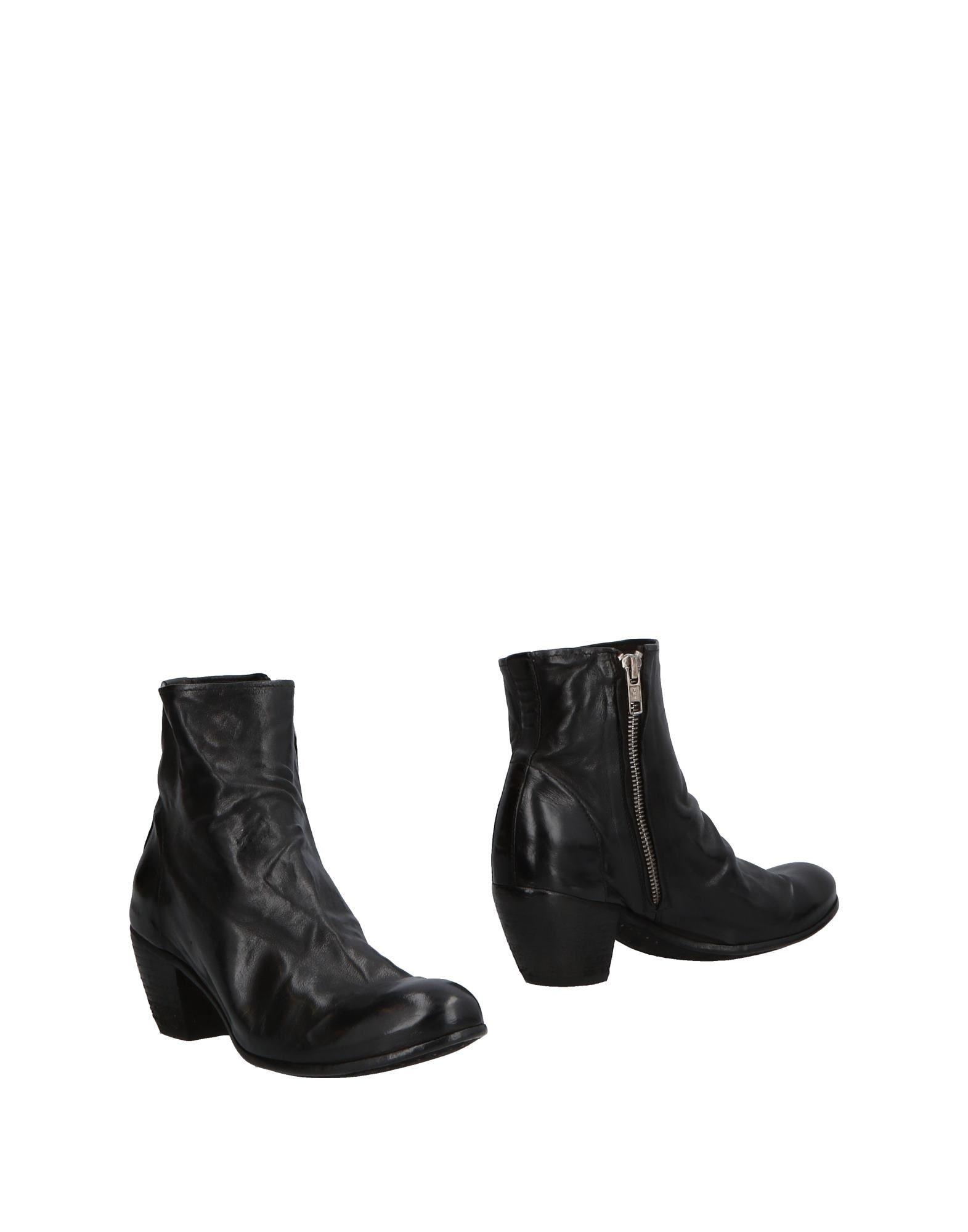 Rabatt Schuhe Officine Creative Italia Stiefelette Damen  11502761BB