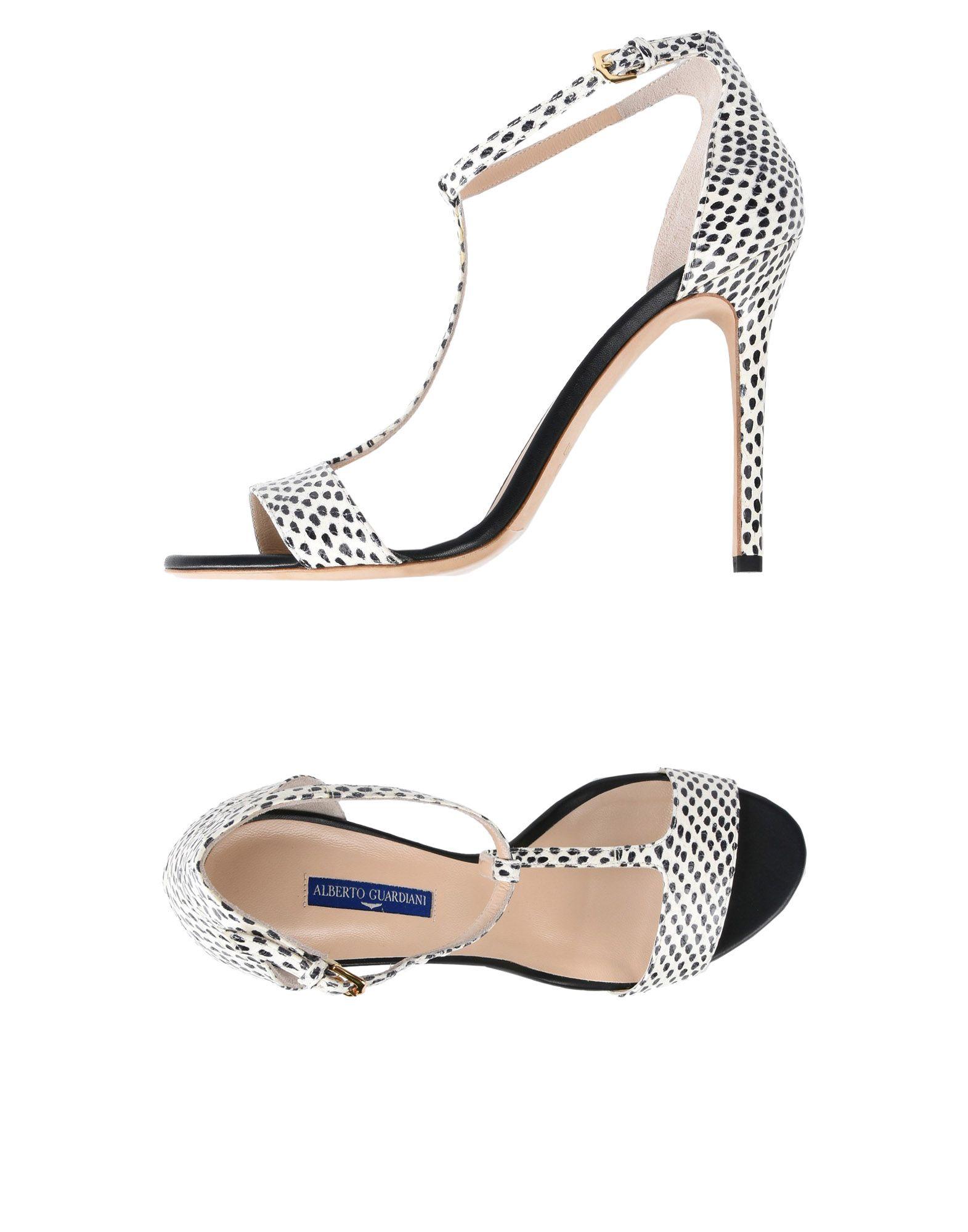 Rabatt Schuhe Alberto Guardiani Sandalen Damen  11502774BI