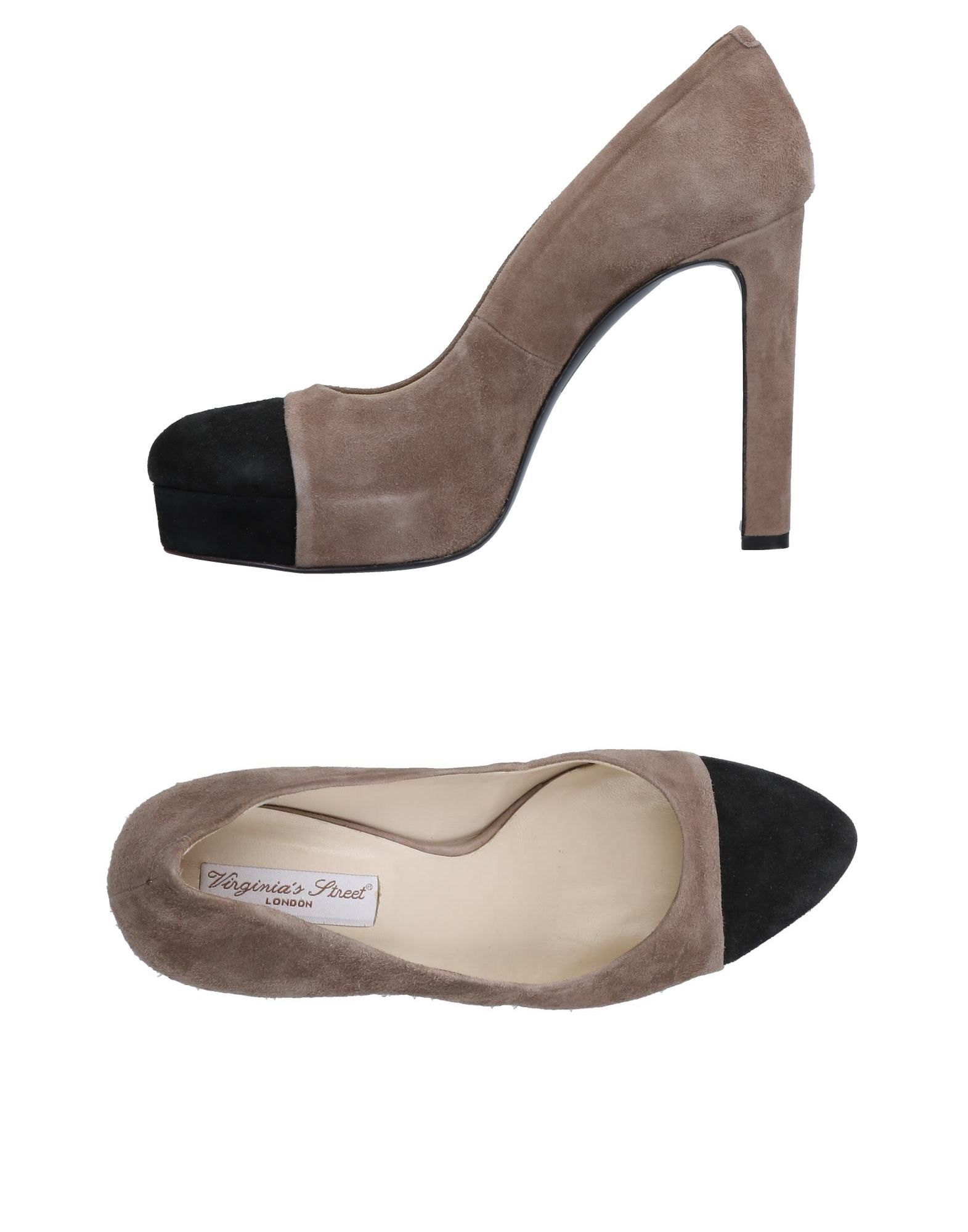 Virginia's Street Pumps Damen  11502775OV Gute Qualität beliebte Schuhe