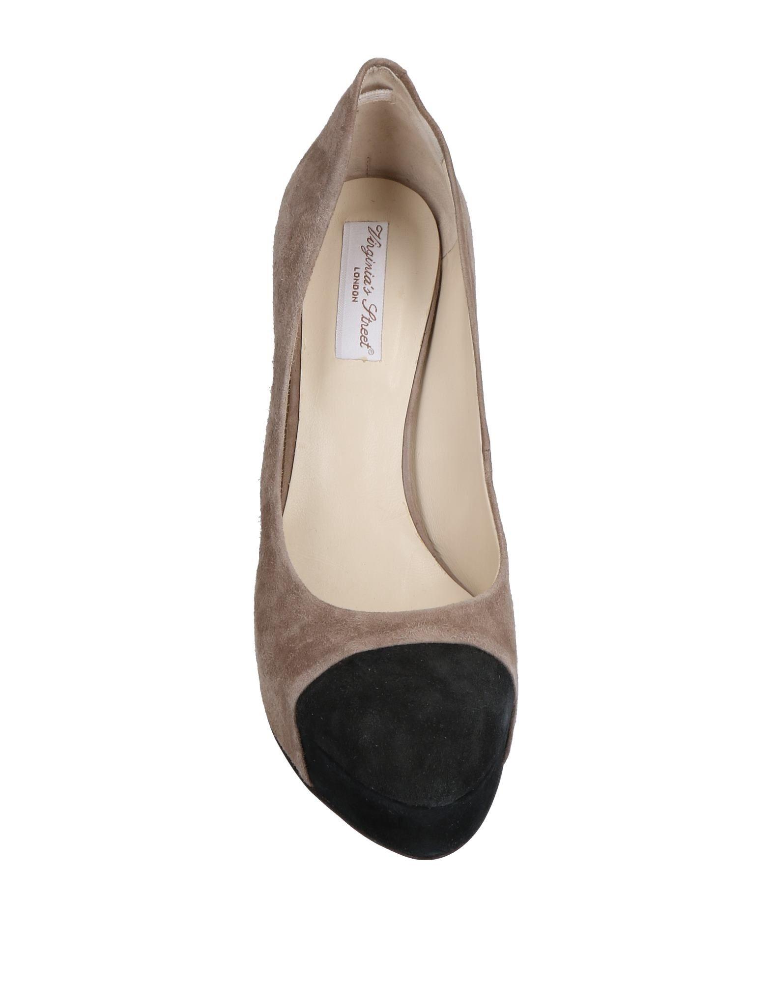 Virginia's Street Pumps Qualität Damen  11502775OV Gute Qualität Pumps beliebte Schuhe ab3487