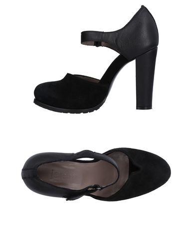 Los zapatos más populares para hombres y mujeres Zapato De Salón Jeremy Mujer - Salones Jeremy   - 11502779CW Negro