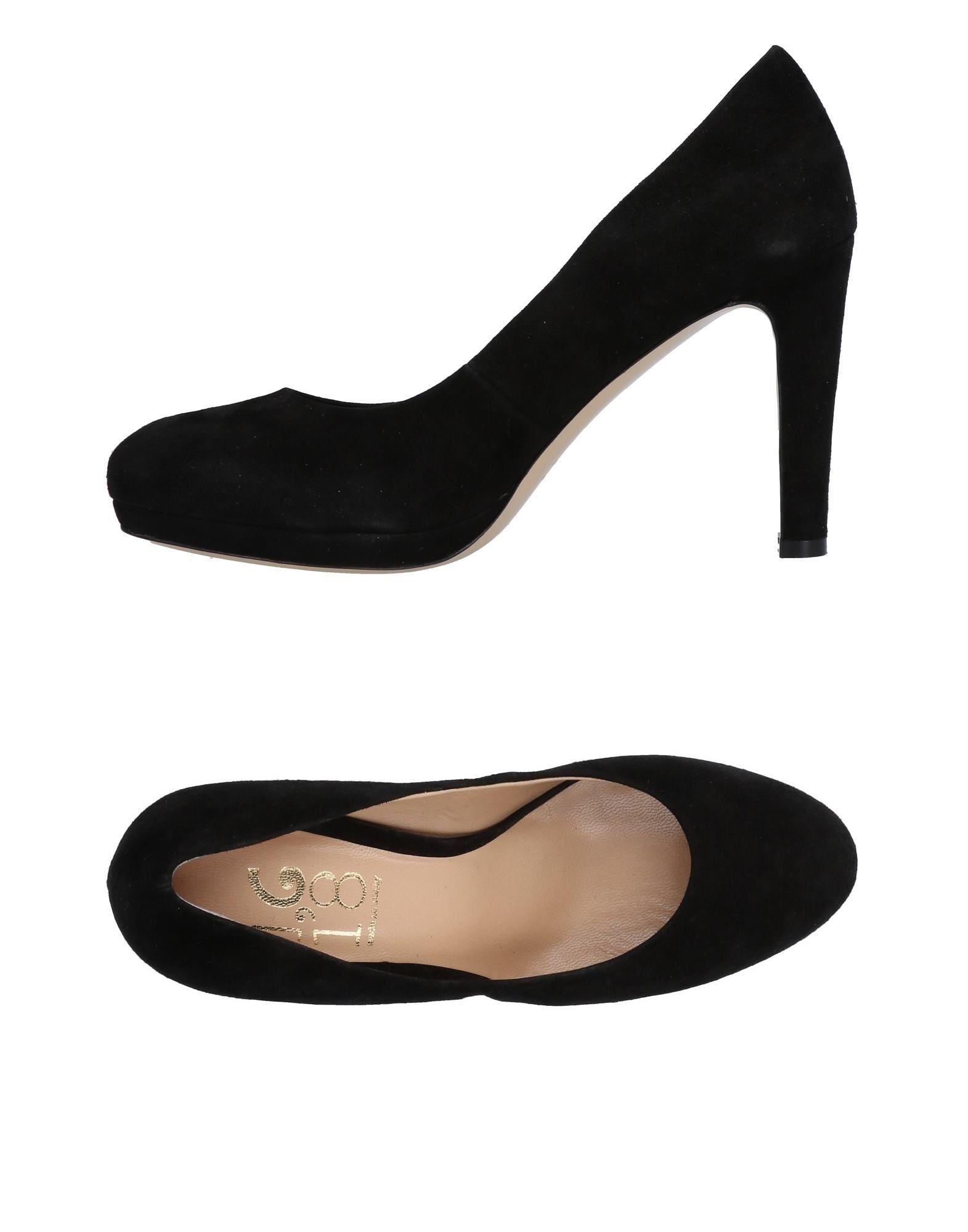 Gran descuento Zapato De Salón Salones 1,618 Mujer - Salones Salón 1,618  Negro 999b16