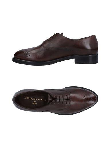 Zapato De Cordones Jerold Wilton Mujer - Wilton Zapatos De Cordones Jerold Wilton - - 11502809FB Café ee152f