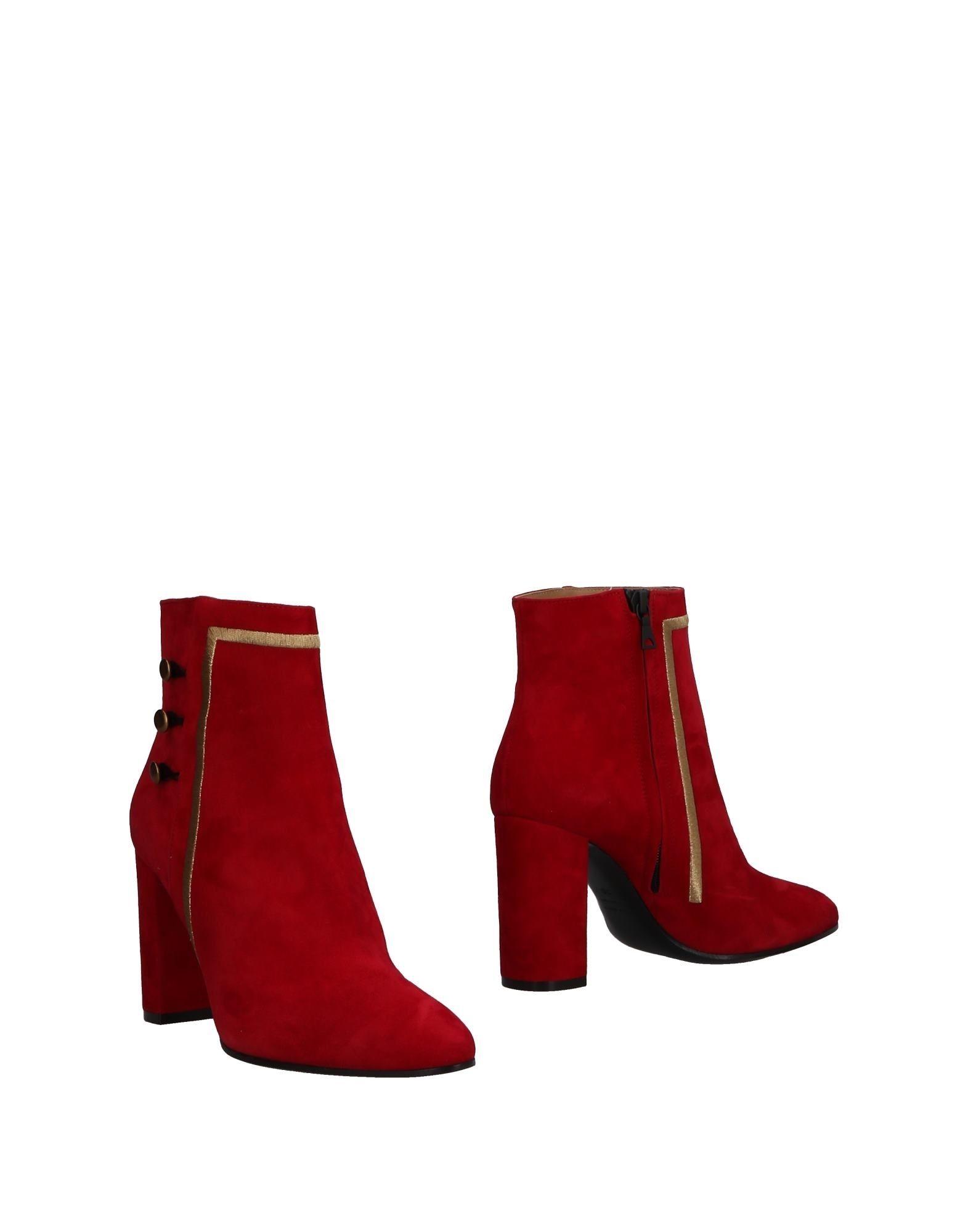Rabatt Schuhe Roberto Festa Stiefelette Damen  11502883QV
