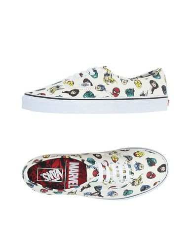 Vans Marvel Authentic - Sneakers - Men Vans Sneakers online on YOOX ... df01acb74