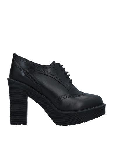 Zapato De Cordones Max Bianco 11503007KQ Mujer - Zapatos De Cordones Max Bianco - 11503007KQ Bianco Negro ec7554
