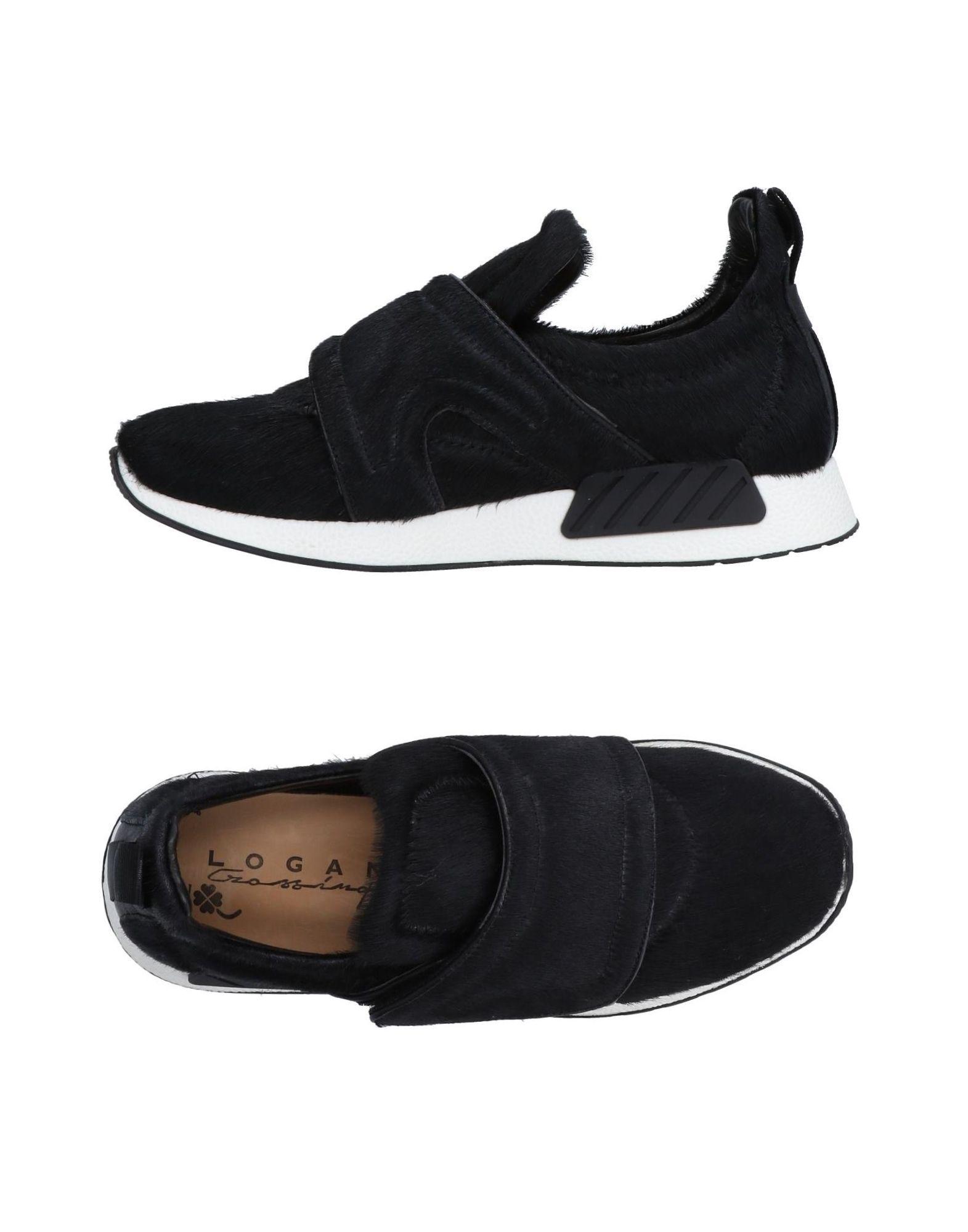 Stilvolle billige Schuhe Logan Crossing Sneakers Damen    11503060WL c033db