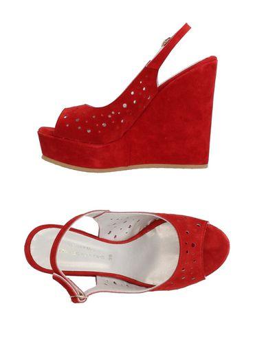 Grandes descuentos últimos zapatos Sandalia Cafènoir Mujer - Sandalias Cafènoir- 44966471AG Rojo