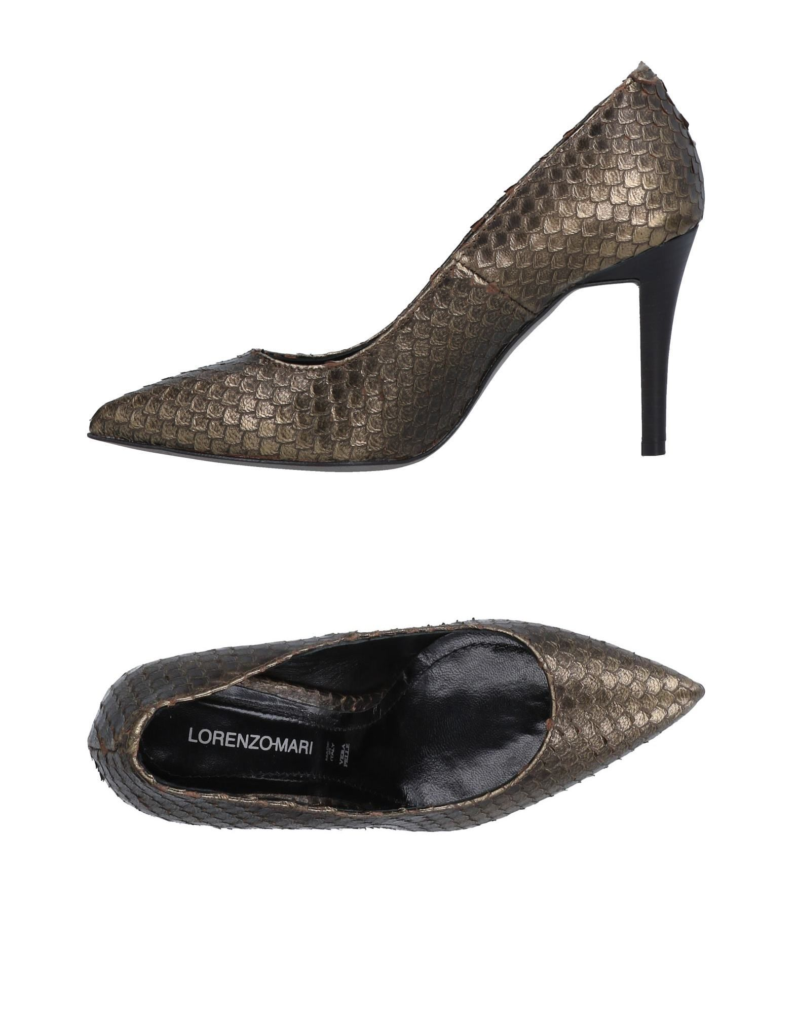 Lorenzo Mari Pumps Damen  11503185RH Gute Qualität beliebte Schuhe