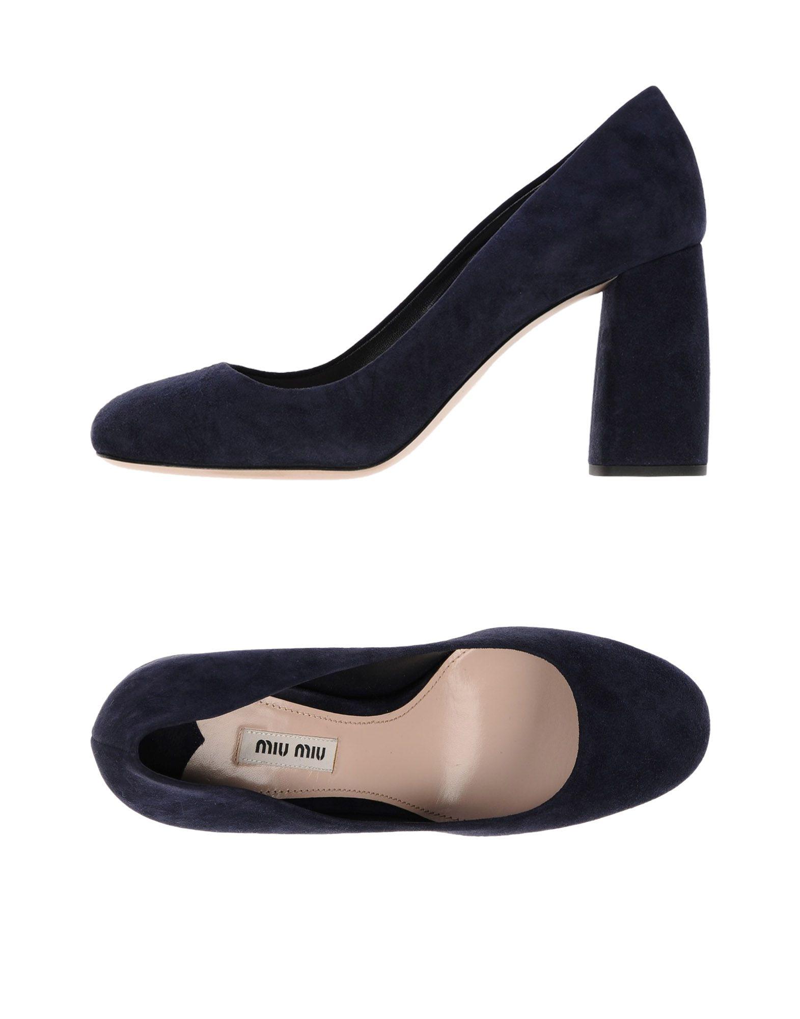 Rabatt Schuhe Miu Miu Pumps Damen  11503193UF