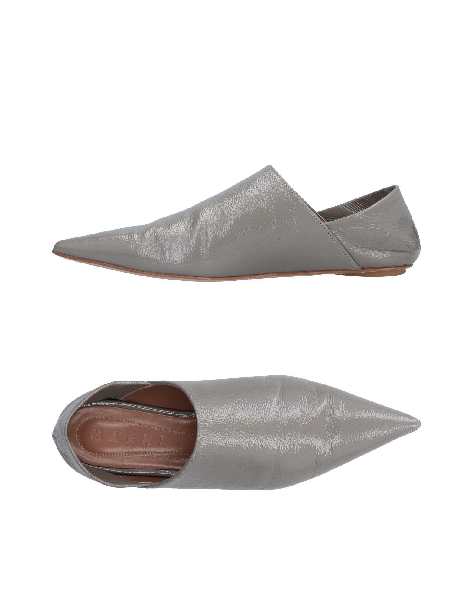 Marni Mokassins Damen  11503303XCGut aussehende strapazierfähige Schuhe
