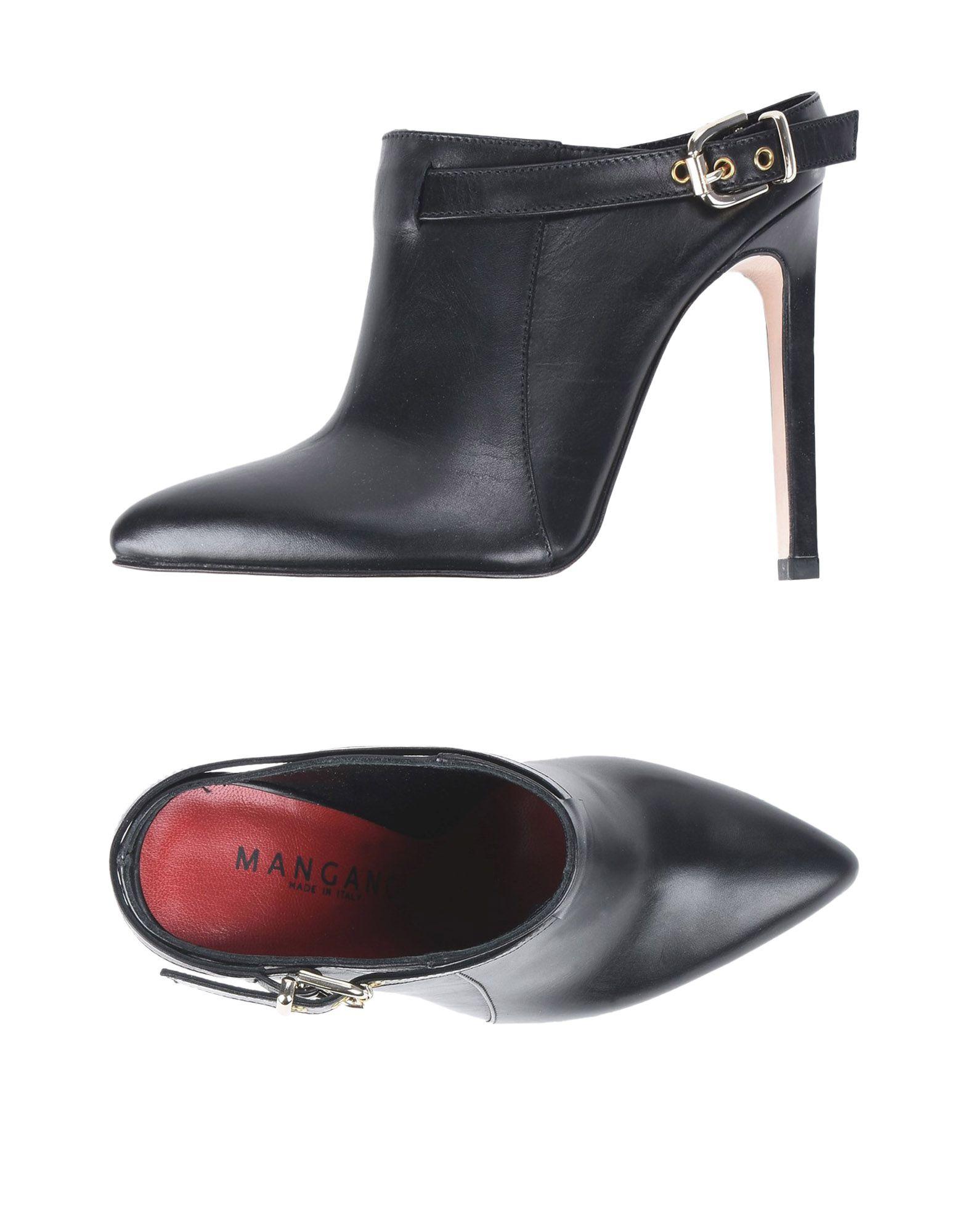 Rabatt Schuhe Mangano Pantoletten Damen  11503320MI