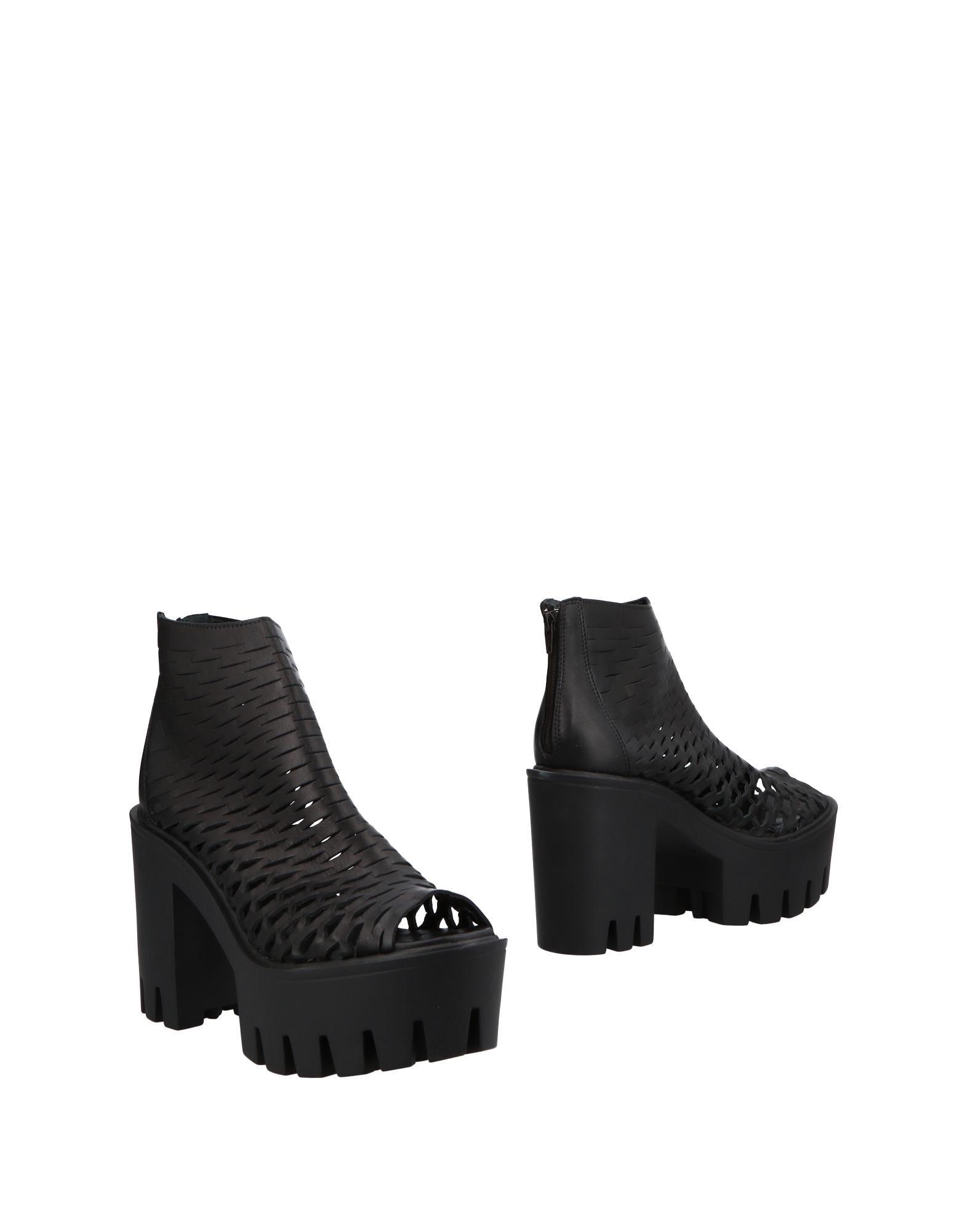 Stilvolle billige Schuhe Jfk Stiefelette Damen  11503331WI