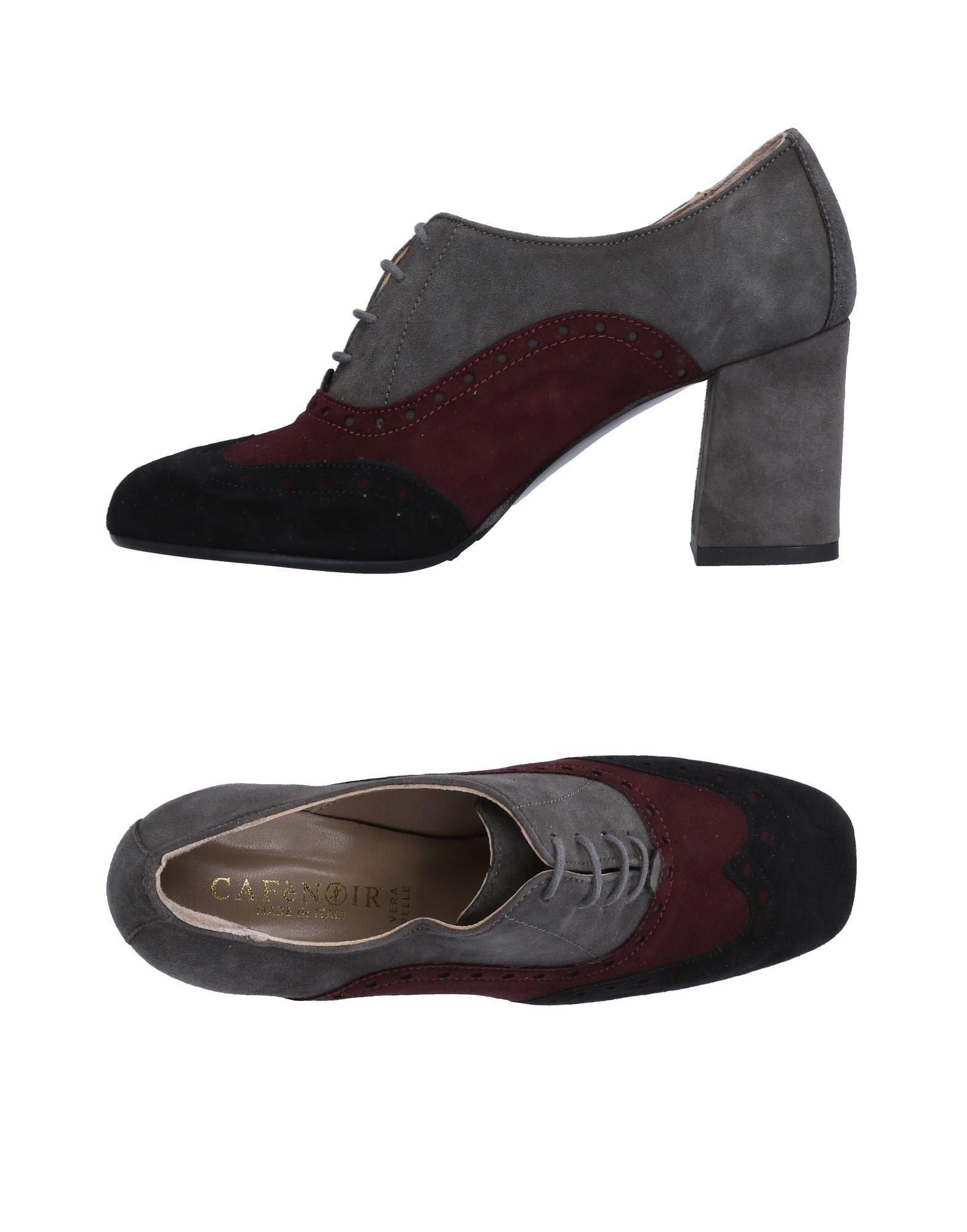 Los últimos zapatos de descuento para hombres Zapato y mujeres Zapato hombres De Cordones Cafènoir Mujer - Zapatos De Cordones Cafènoir  Gris 1e7a64
