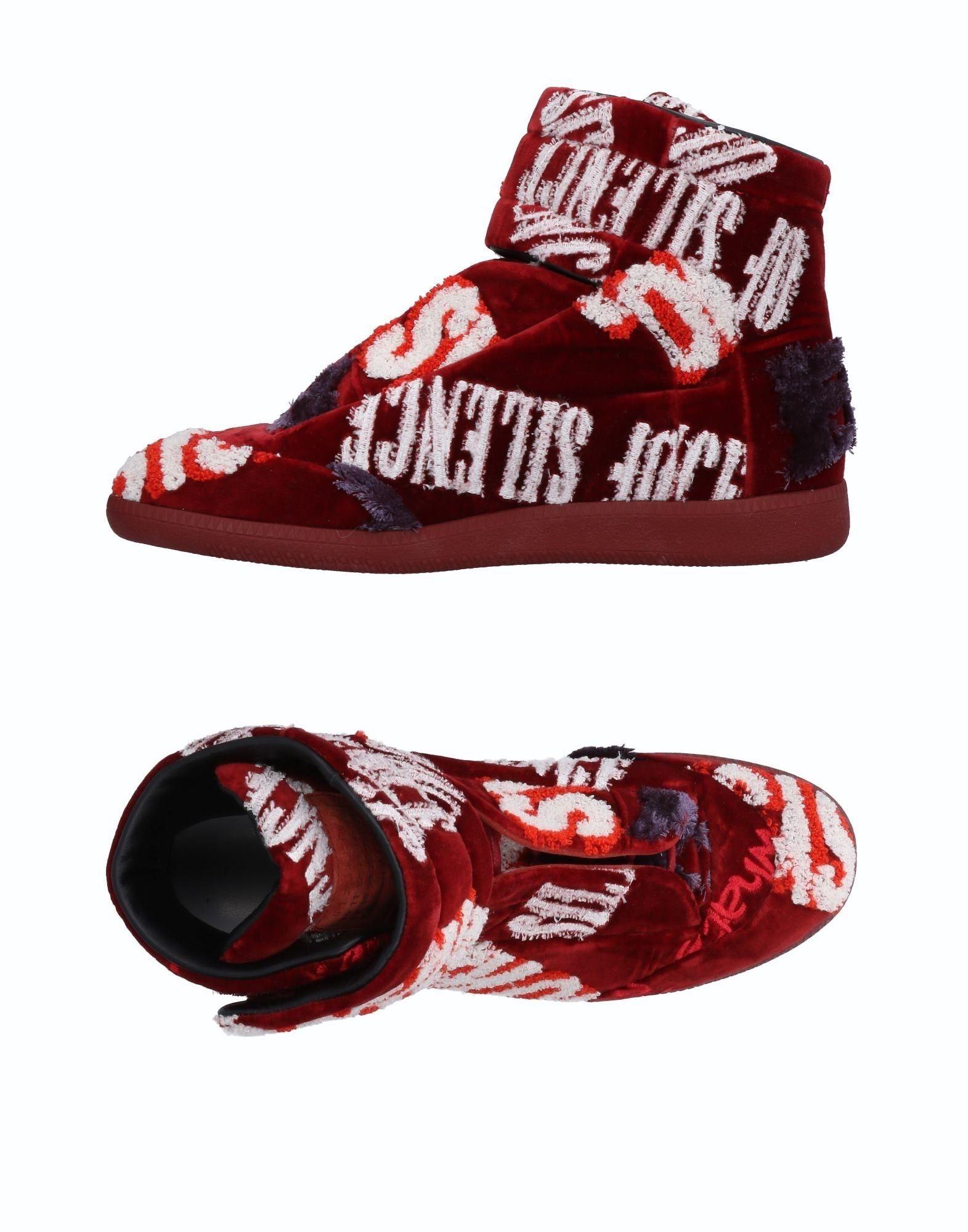 Los últimos zapatos de descuento para hombres y mujeres Margiela  Zapatillas Maison Margiela mujeres Hombre - Zapatillas Maison Margiela a47d9f