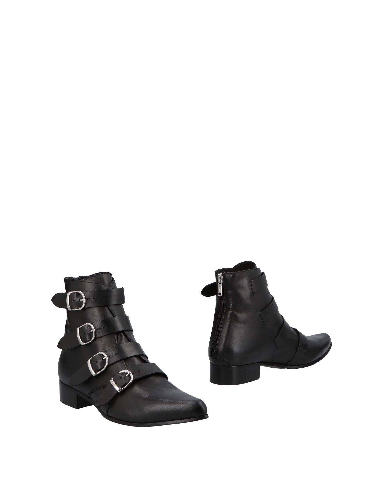 Rabatt Schuhe Dondup Stiefelette Damen  11503385RS