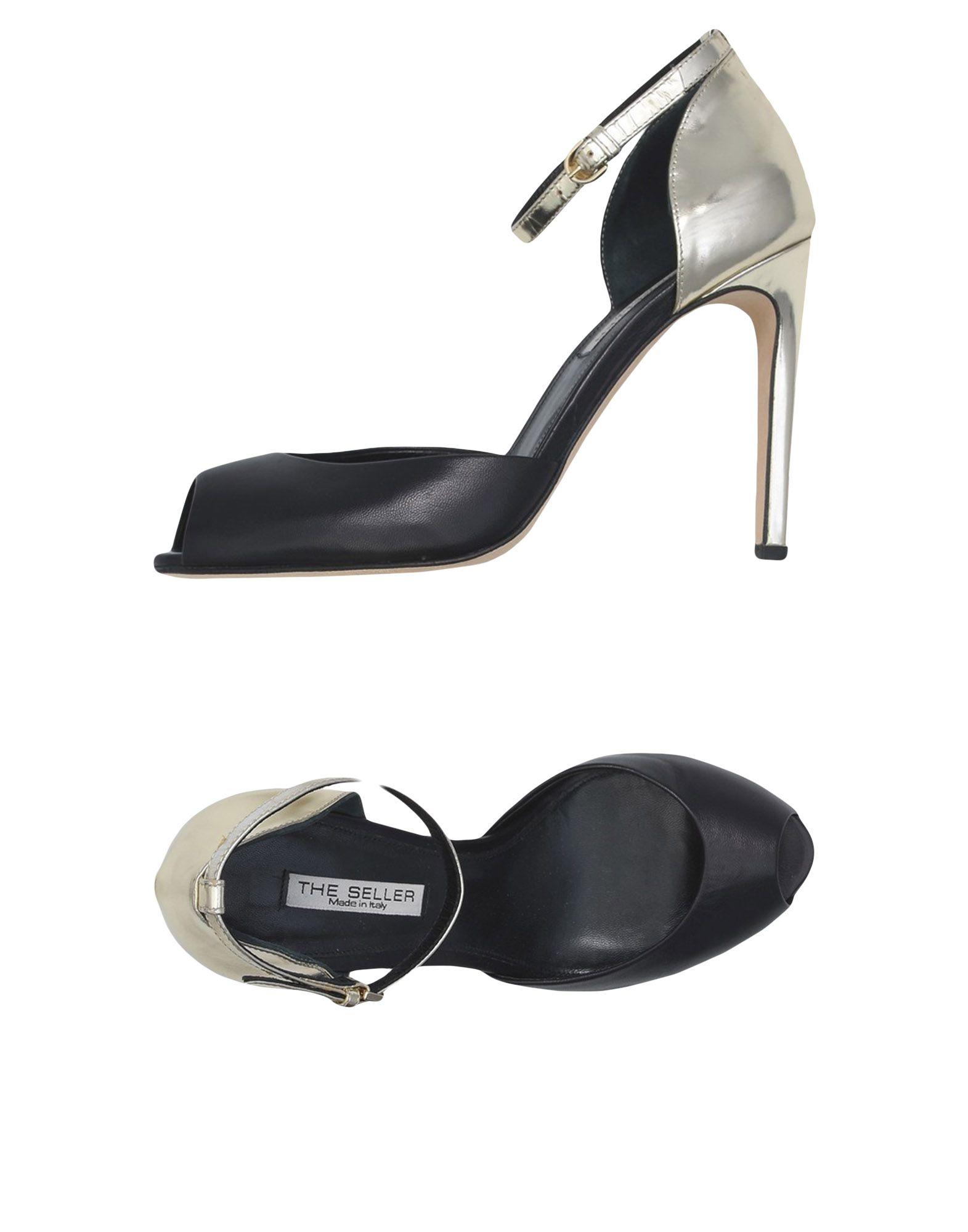 The Seller Sandalen Damen  Schuhe 11503397PA Gute Qualität beliebte Schuhe  38b74b