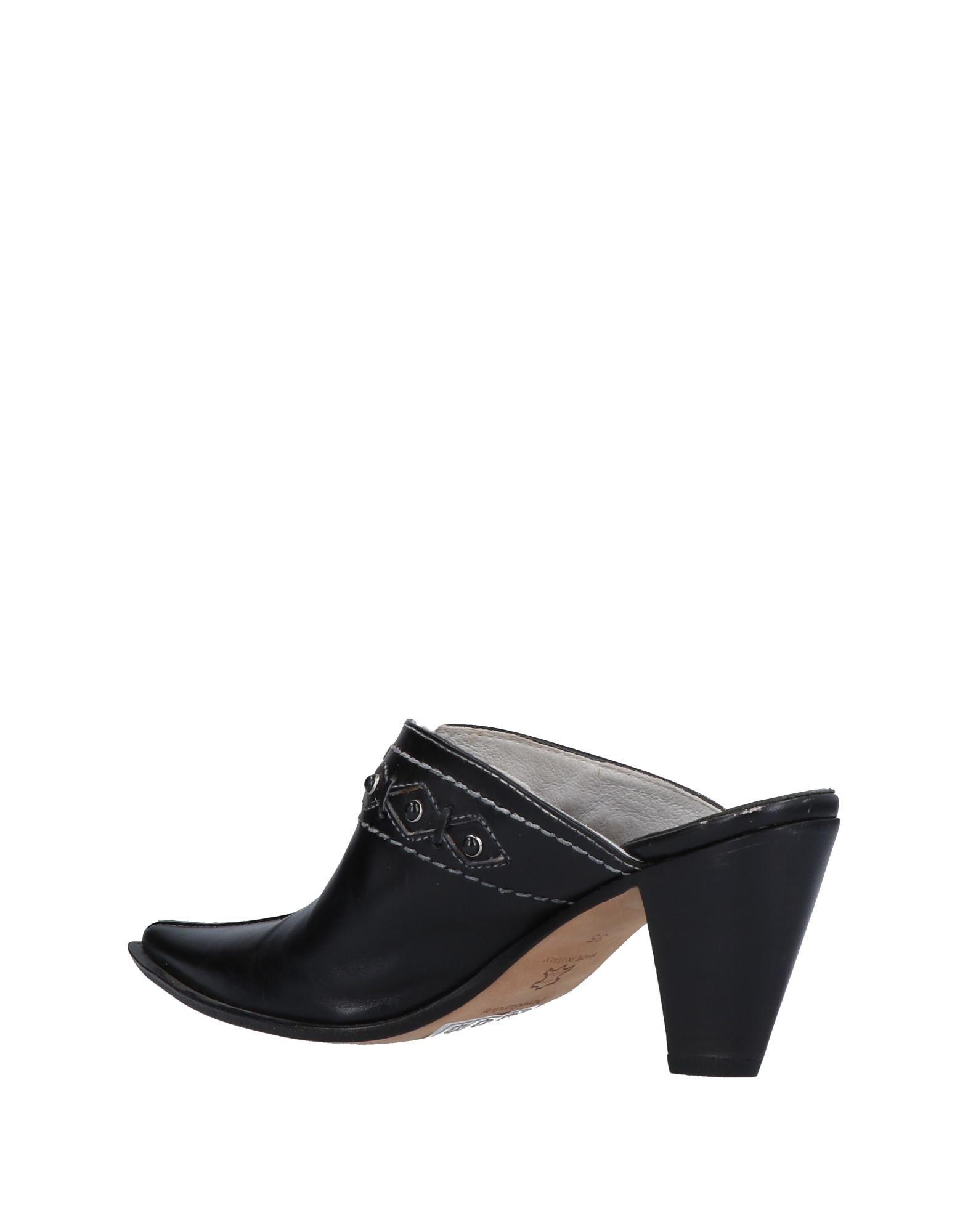 Stilvolle billige Schuhe Nero Giardini 11503506BK Pantoletten Damen  11503506BK Giardini 56ce45
