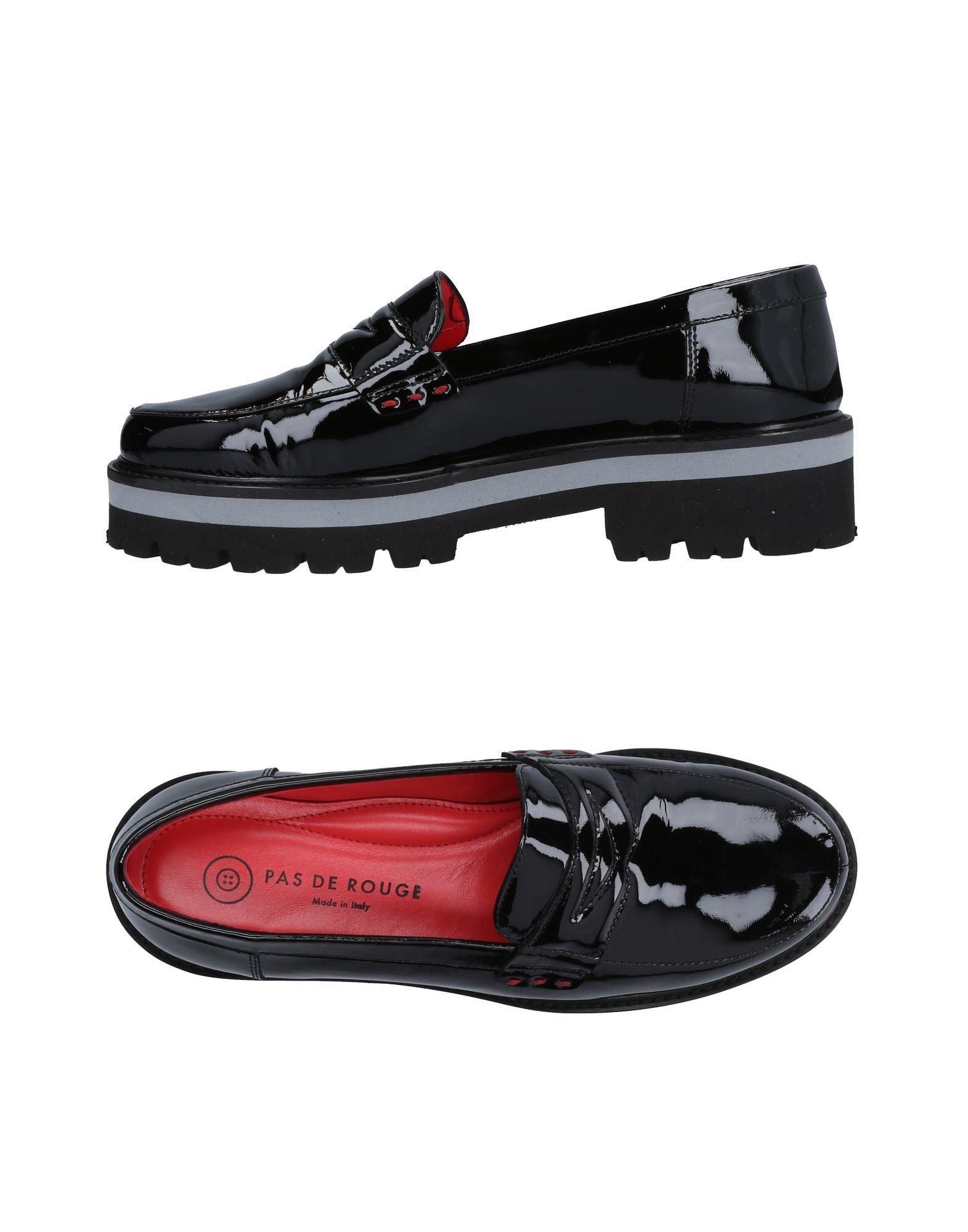 Pas De Rouge Rouge Rouge Mokassins Damen  11503516CT Neue Schuhe 503d22