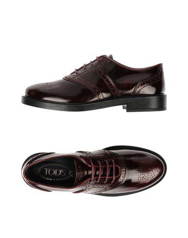 TOD'S - Zapato de cordones