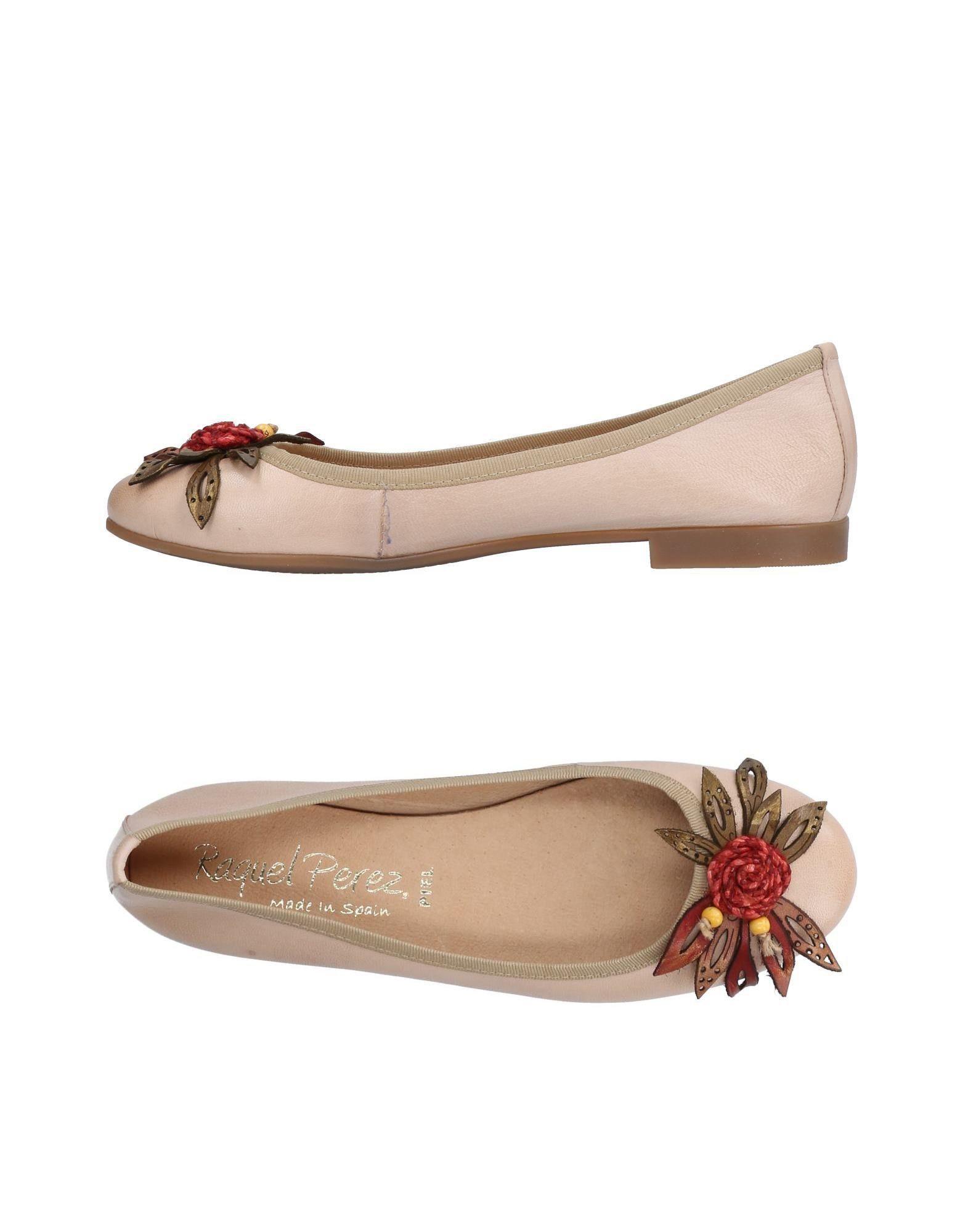 Raquel Perez® Ballerinas Damen  11503625CR Gute Qualität beliebte Schuhe