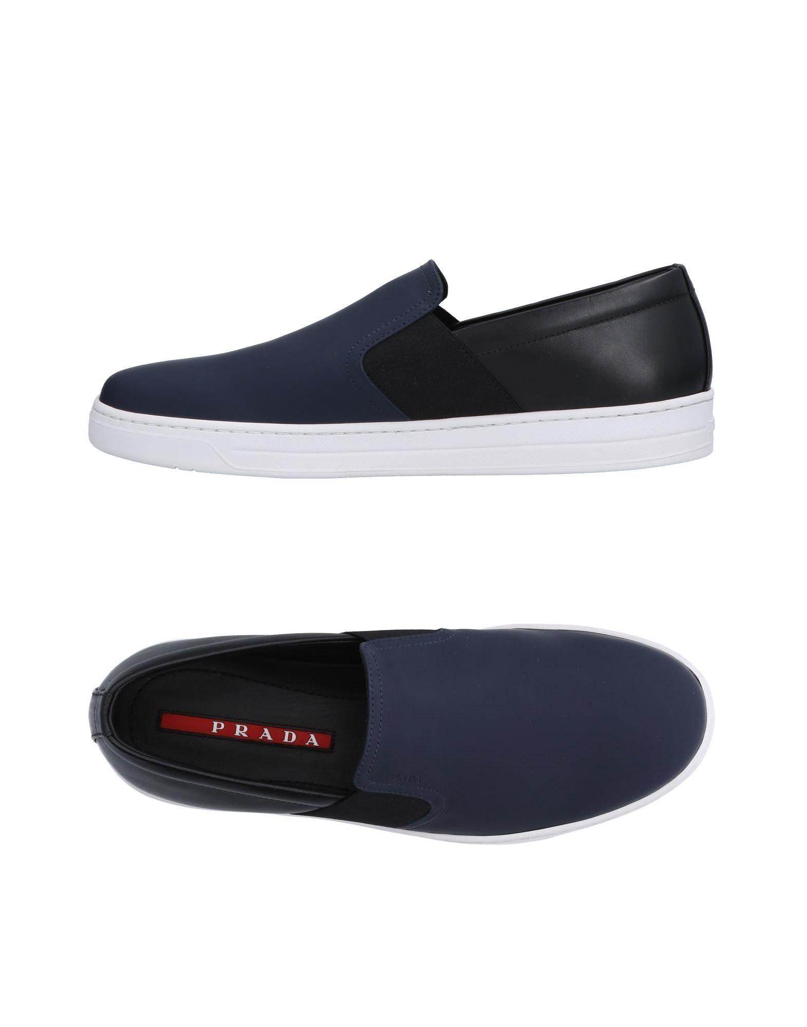 Prada Sport Mokassins Herren  11503671CU Gute Qualität beliebte Schuhe