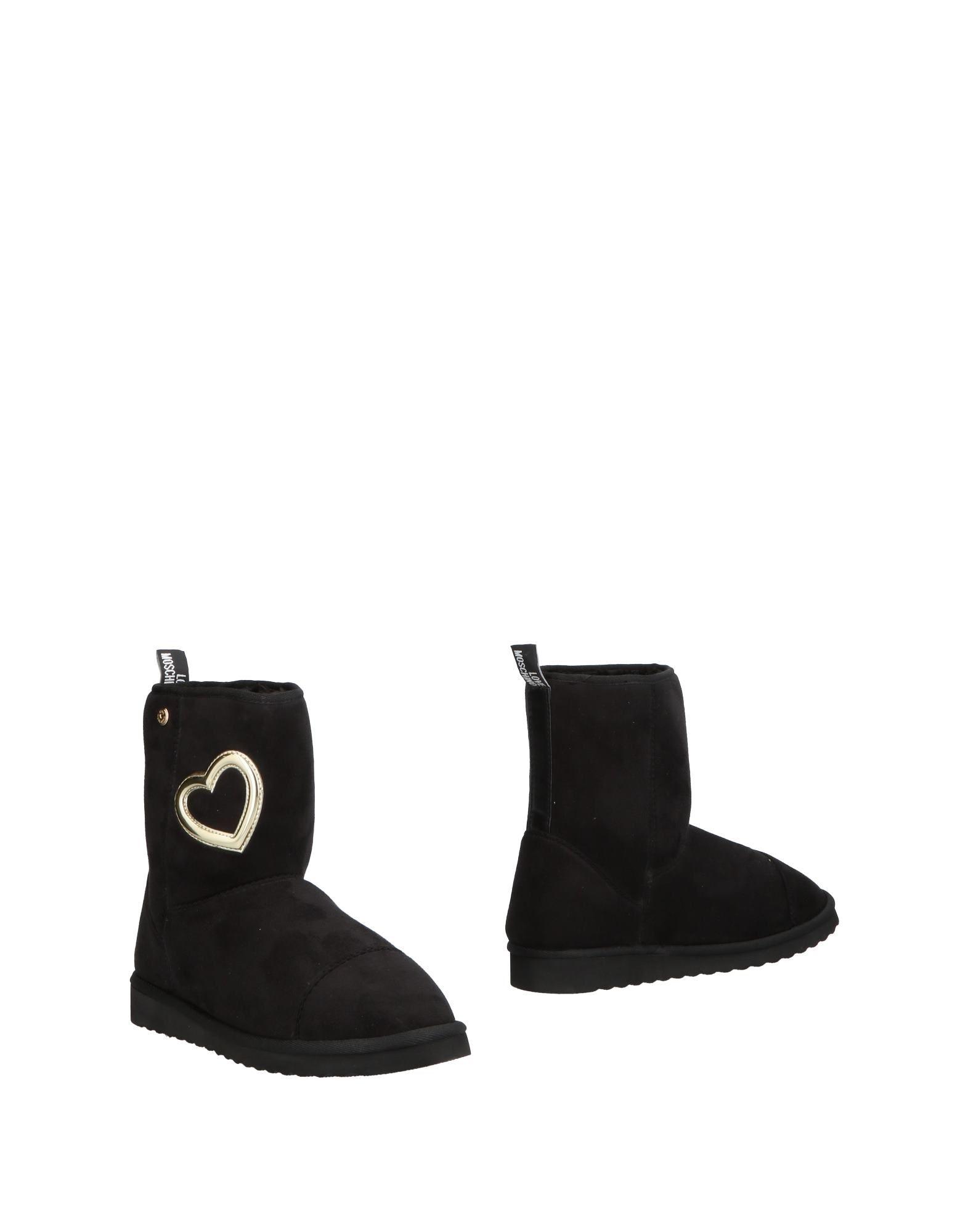 Gut um billige Schuhe zu tragenLove tragenLove tragenLove Moschino Stiefelette Damen  11503703NF b059e1