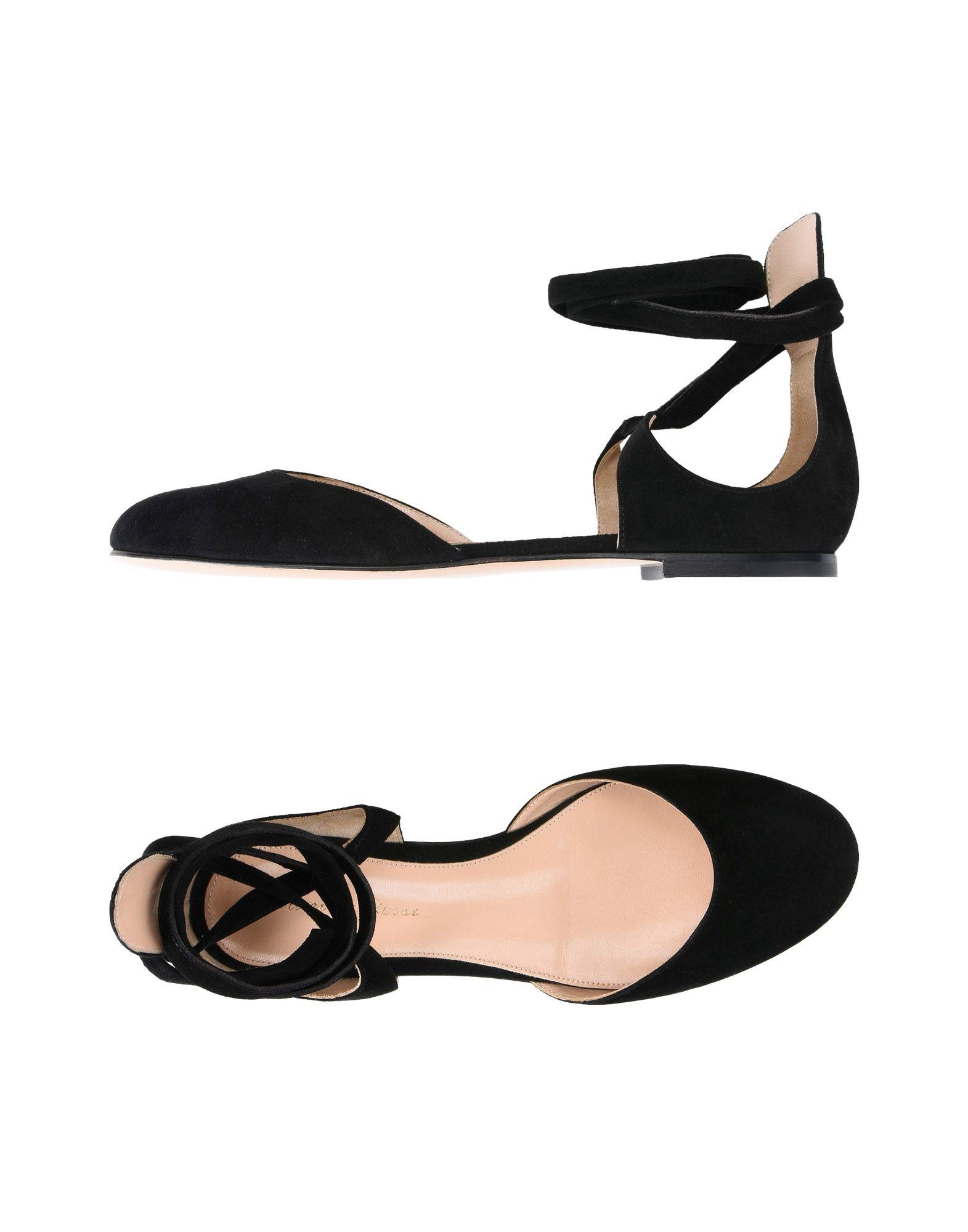 Gianvito Rossi gut Ballerinas Damen  11503750CMGünstige gut Rossi aussehende Schuhe d9a971