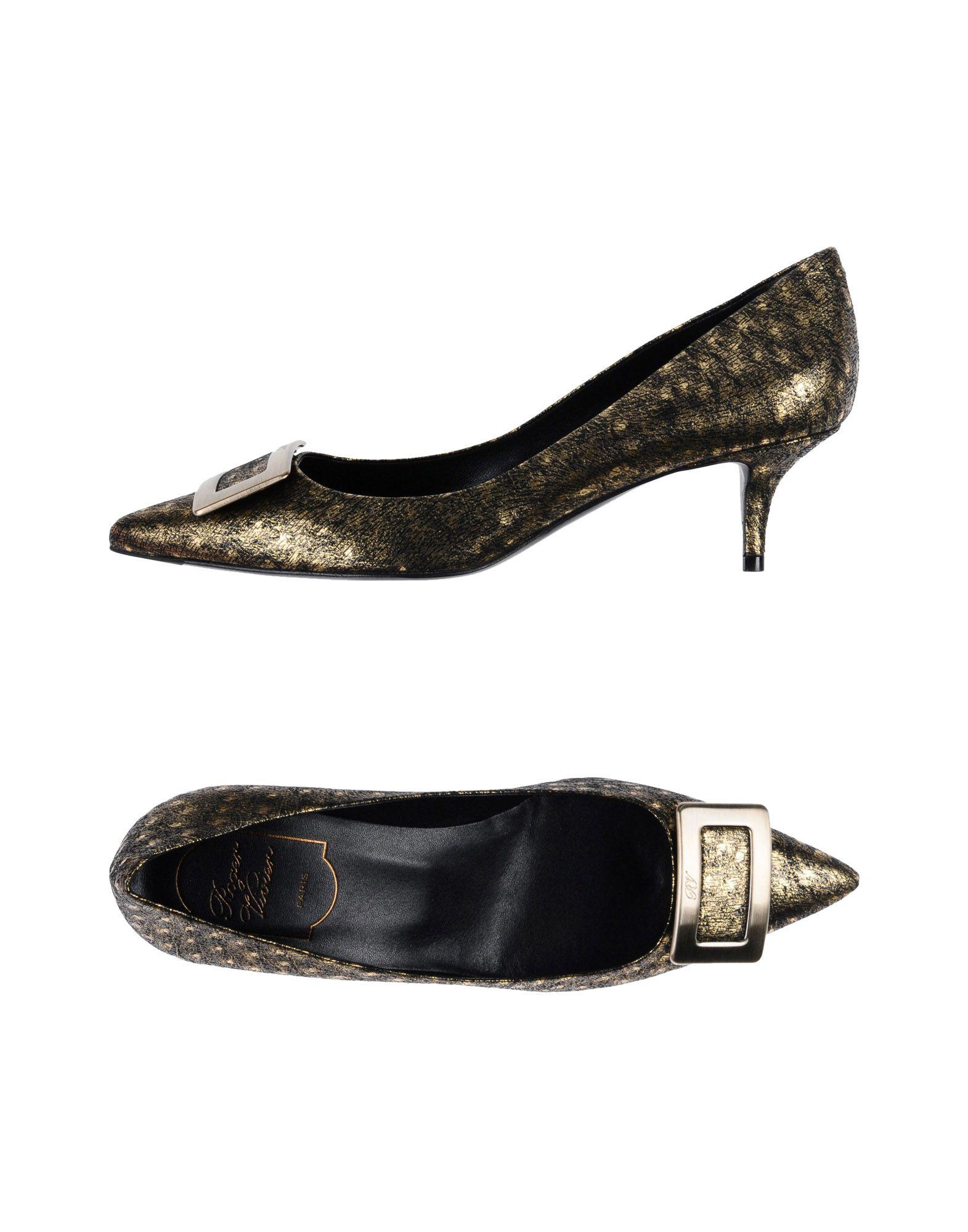 Roger Vivier Pumps gut Damen  11503759MDGünstige gut Pumps aussehende Schuhe d42474