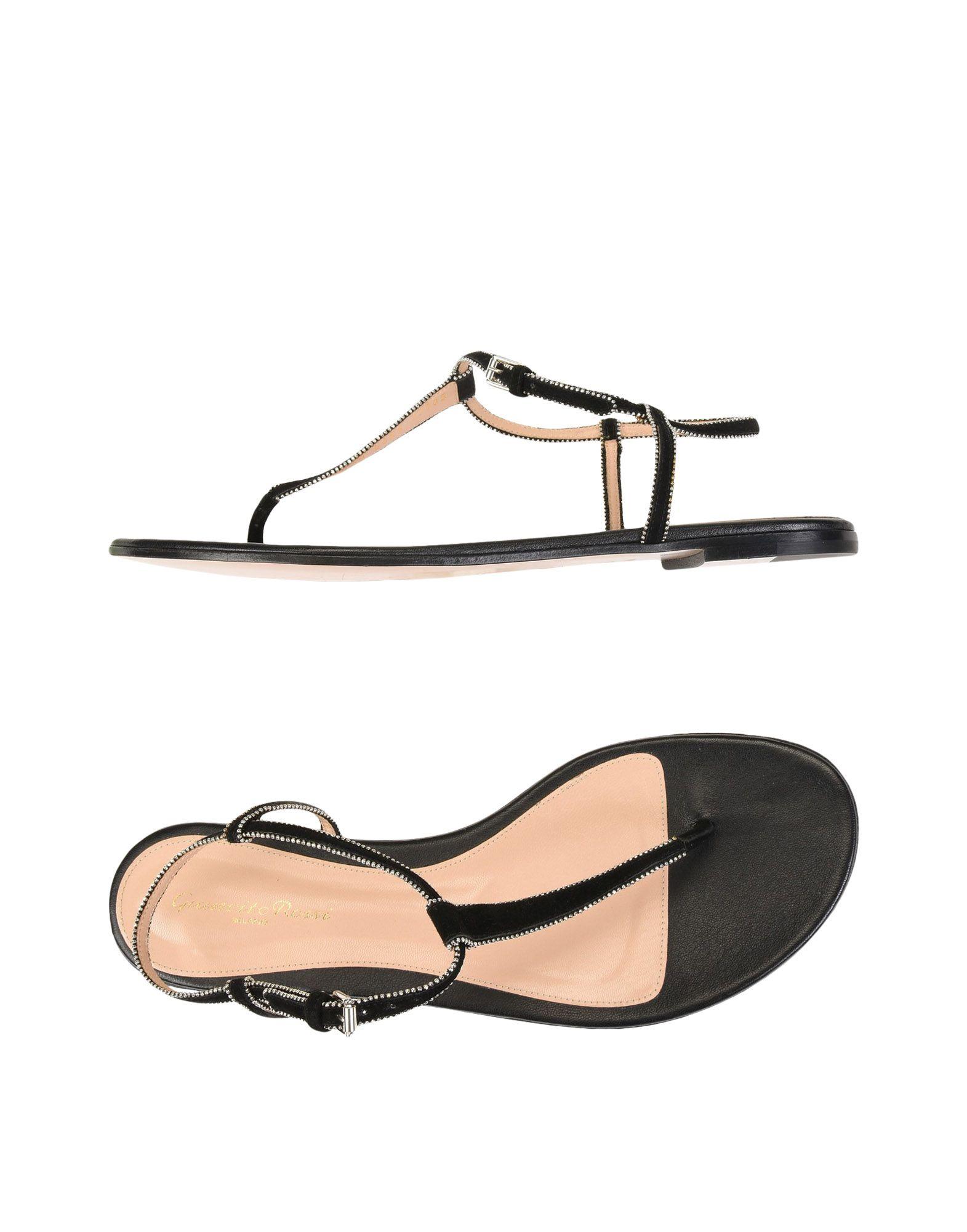 Rabatt Schuhe Gianvito Rossi Dianetten Damen  11503760CU