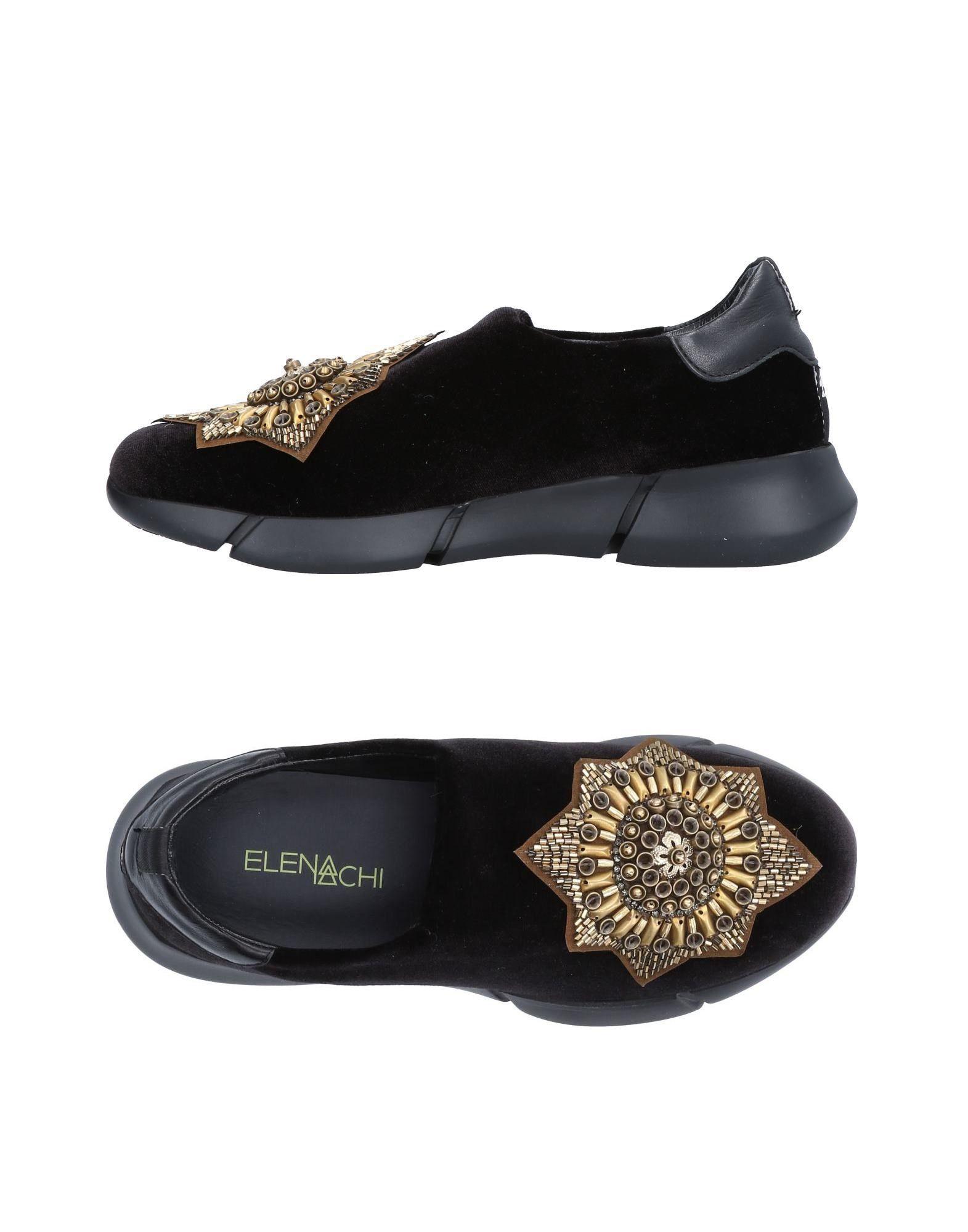 Elena Iachi Turnschuhes Schuhe Damen 11503768FLGut aussehende strapazierfähige Schuhe Turnschuhes 0b5266