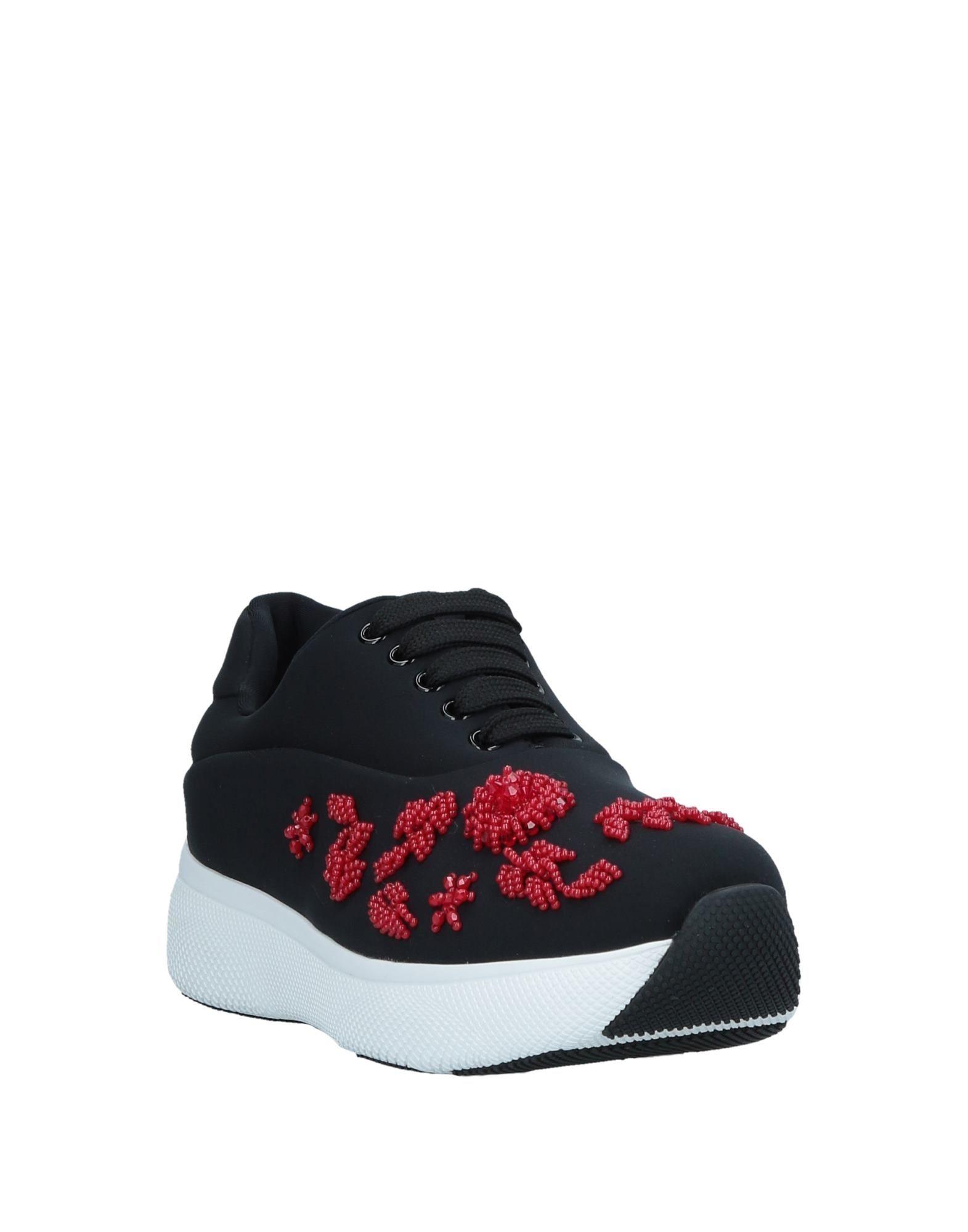 Prada Sneakers aussehende Damen  11503774MAGünstige gut aussehende Sneakers Schuhe fff007