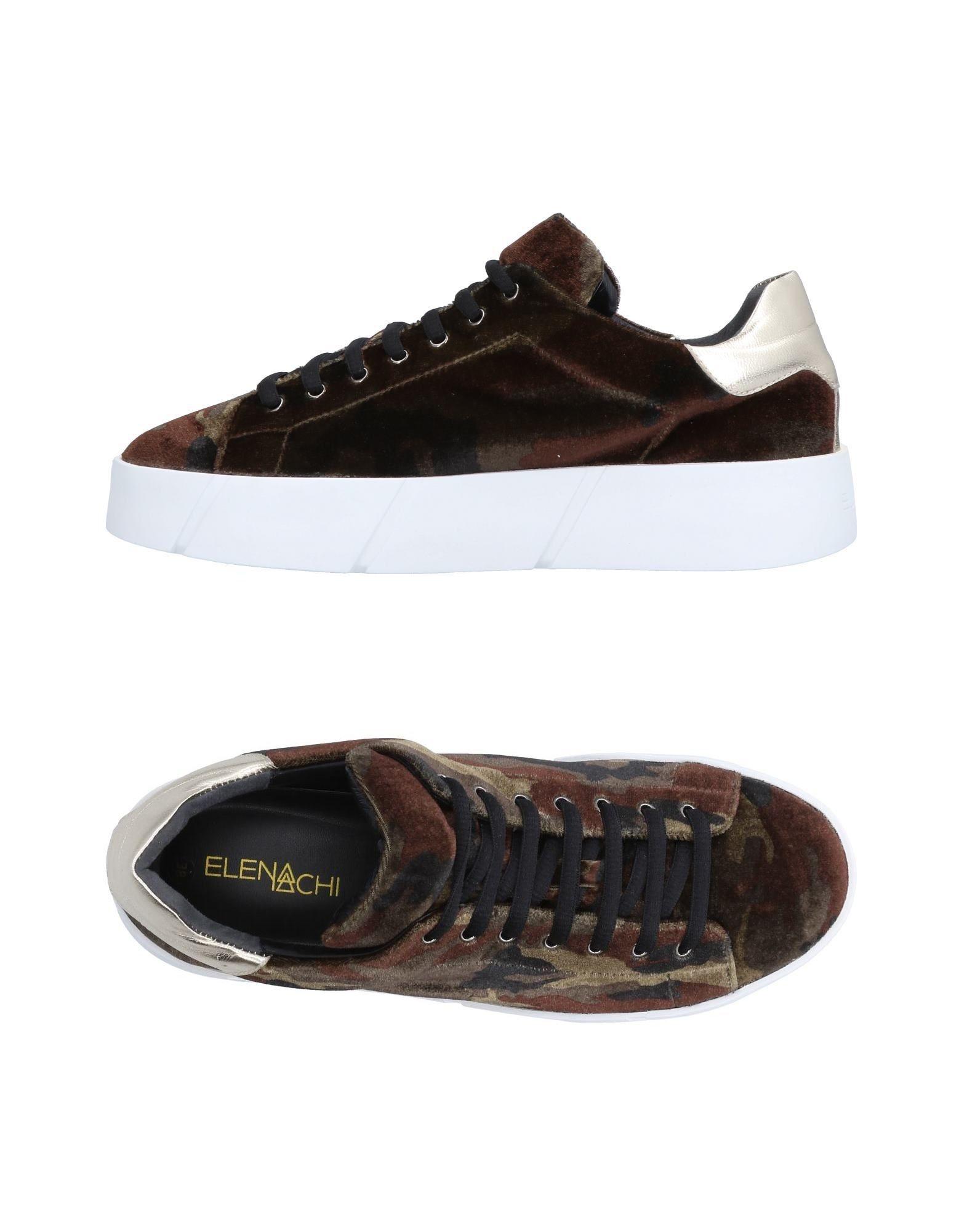 Sneakers Elena Iachi Donna - 11503809WF 11503809WF - 009baa