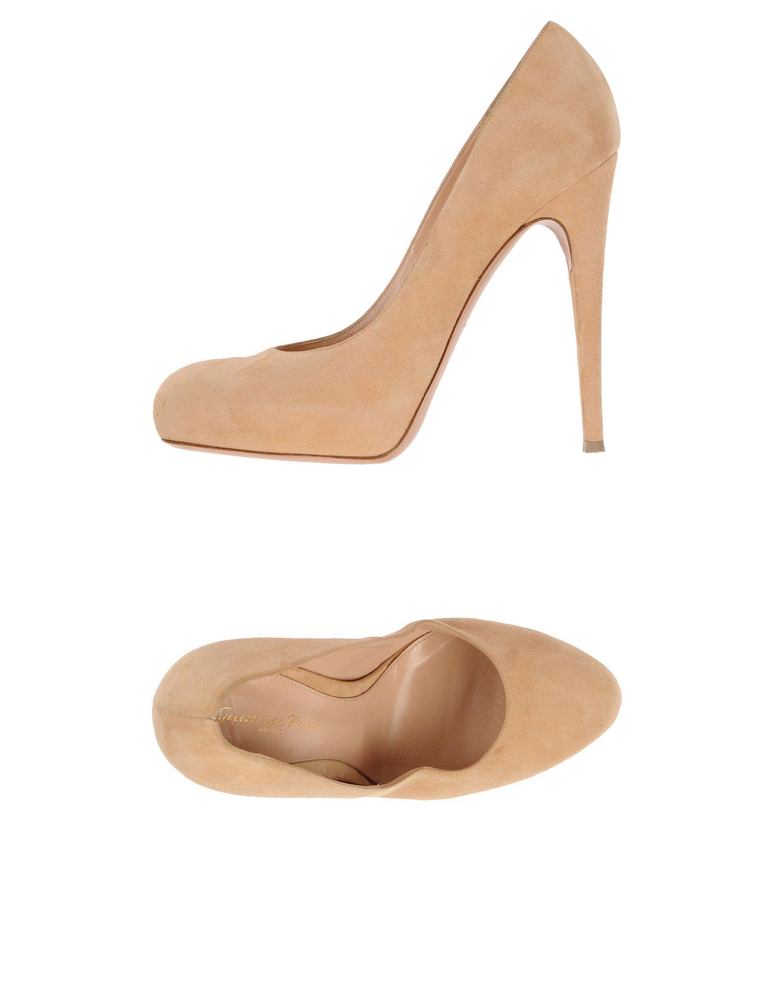 Rabatt Schuhe Gianvito Rossi Pumps Damen  11503814PX