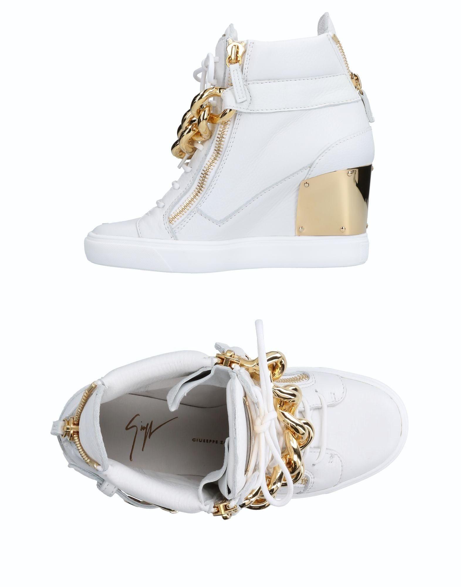 Giuseppe Zanotti Sneakers Sneakers - Women Giuseppe Zanotti Sneakers Sneakers online on  Canada - 11503962ET ea1be2