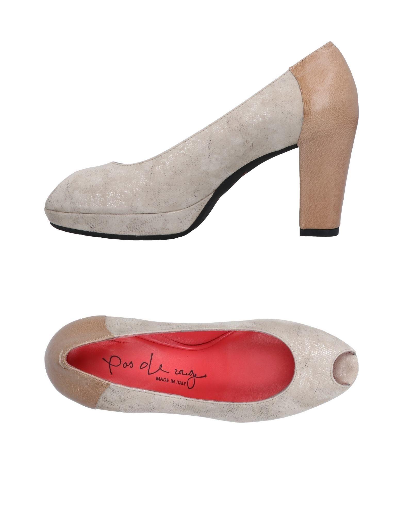 Stilvolle billige Schuhe Pas  De Rouge Pumps Damen  Pas 11503984PJ 87ae3f