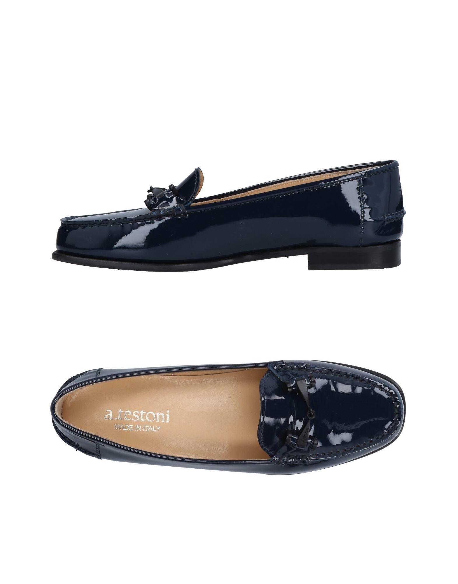 Mokassins A.Testoni Mokassins  Damen  11503985EV Heiße Schuhe 39a40e